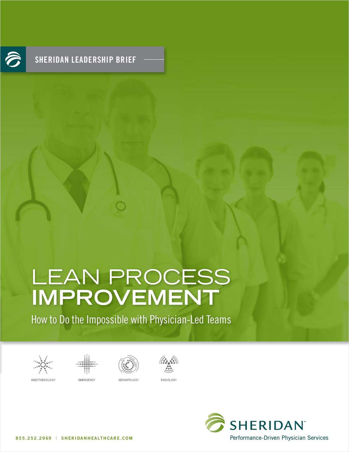 Lean Process Improvement in Hospitals: How to Do the Impossible