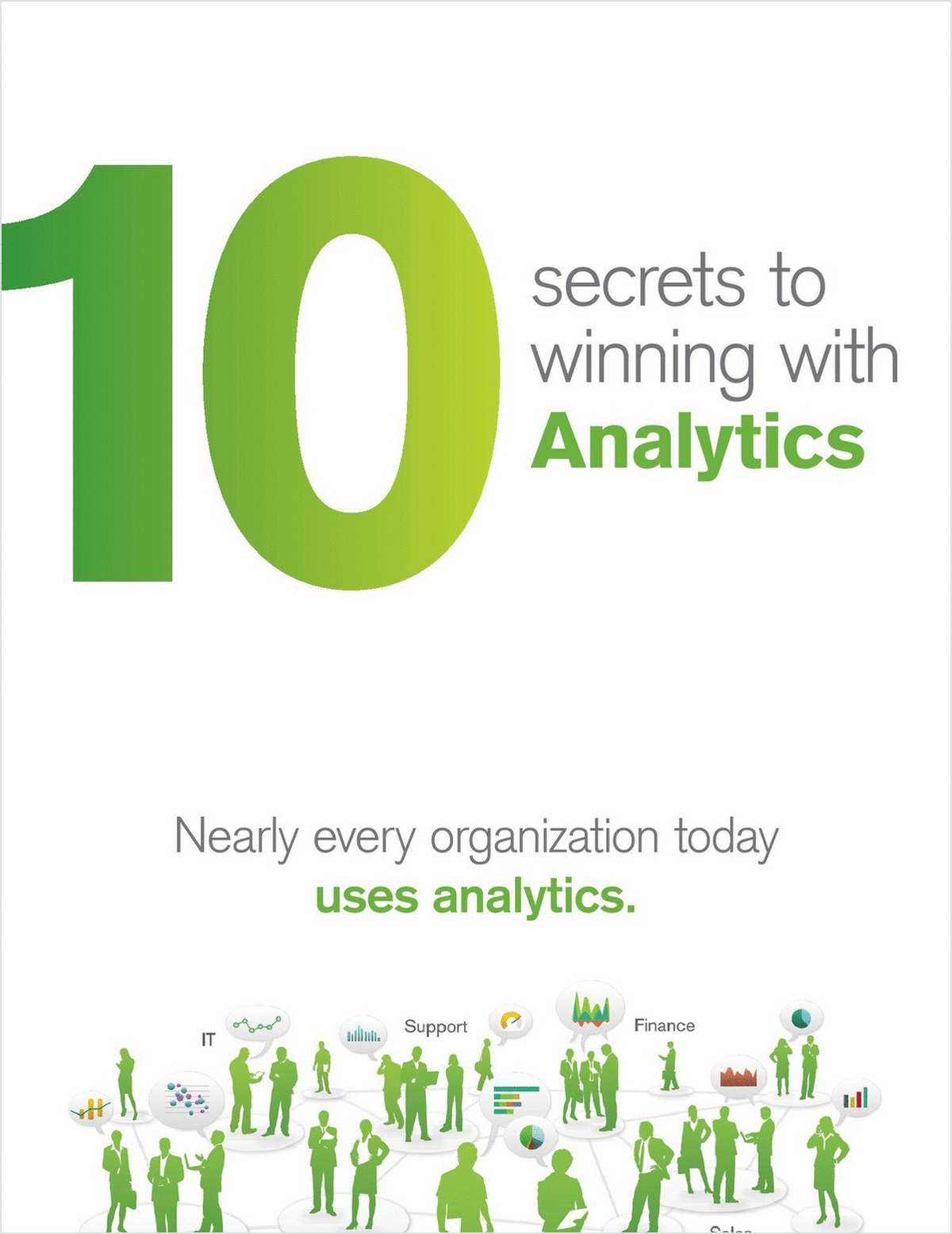 10 Secrets to Winning with Analytics