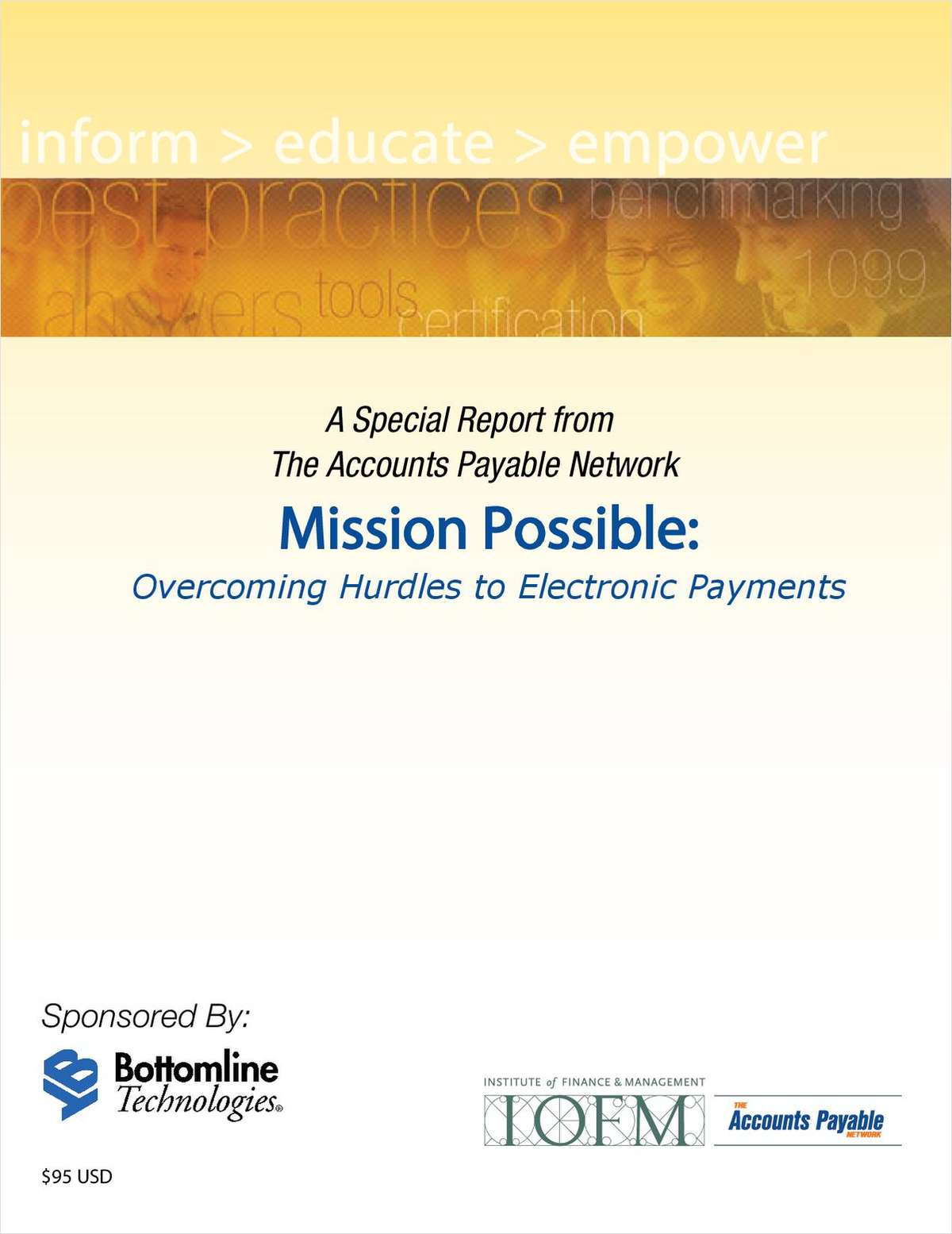 Mission Possible: Overcoming Hurdles to Electronic Payments