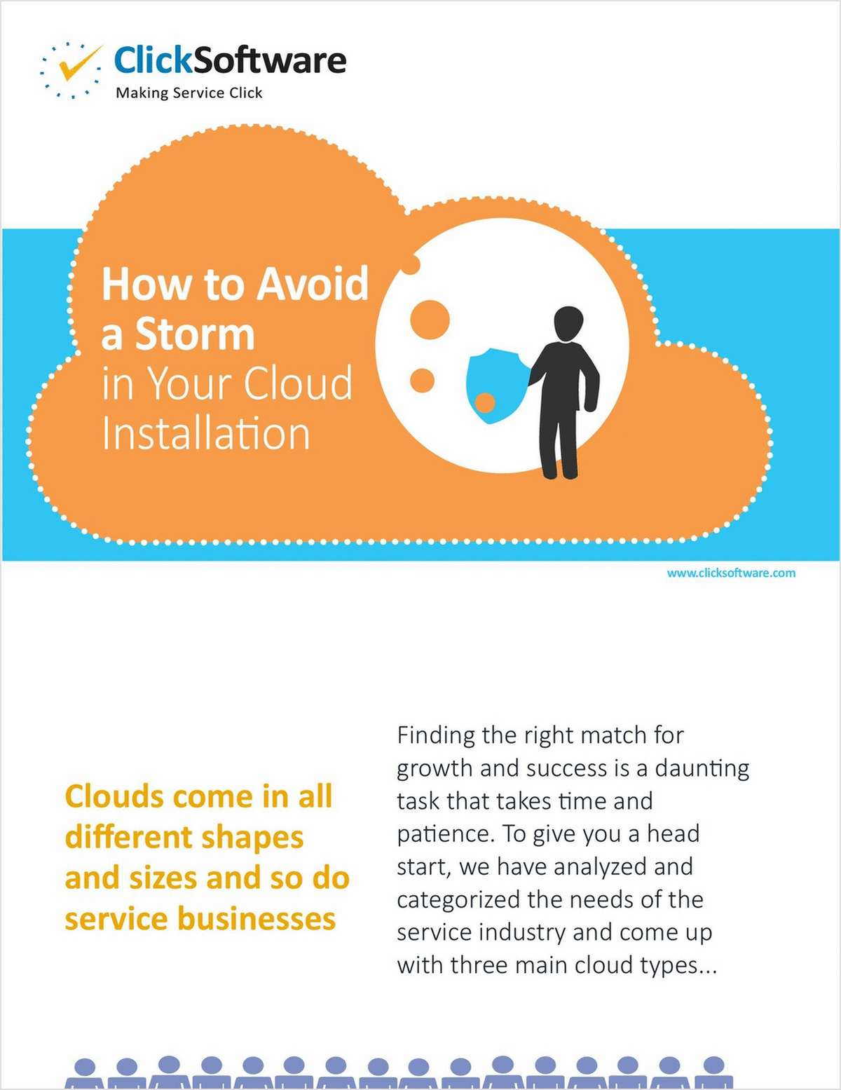 How to Avoid a Storm in Your Cloud Installation