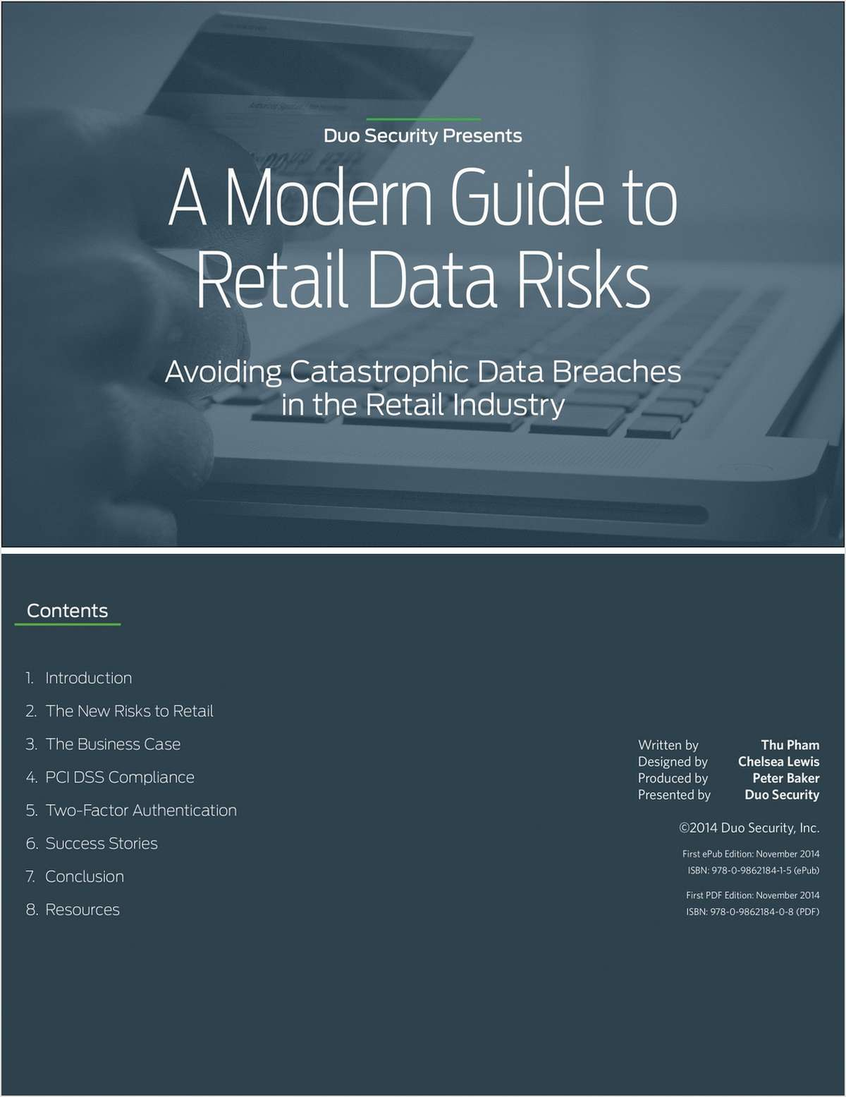 Modern Retail Security Risks: Avoiding Catastrophic Data Breaches in the Retail Industry