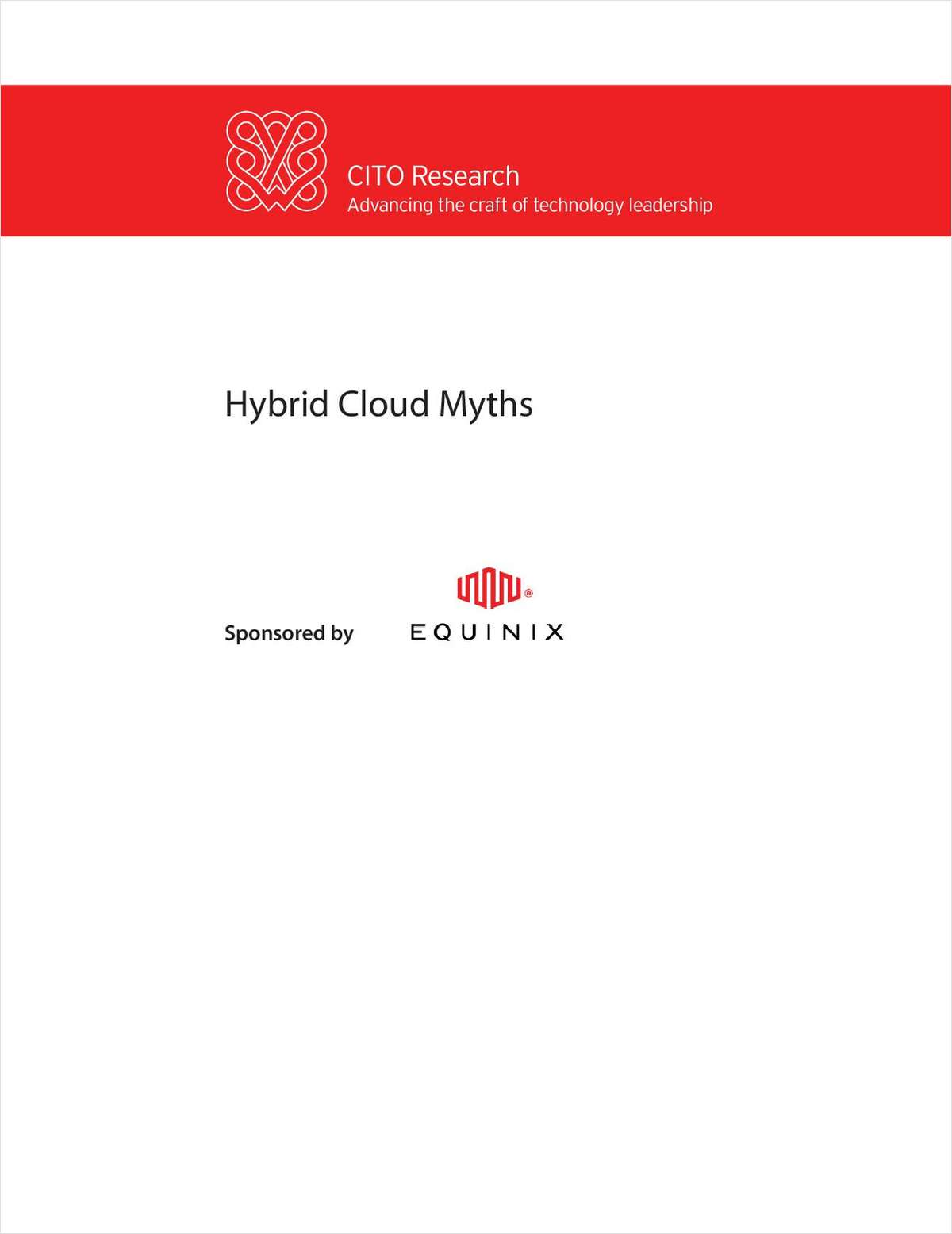 Uncover the Truth About Hybrid Clouds