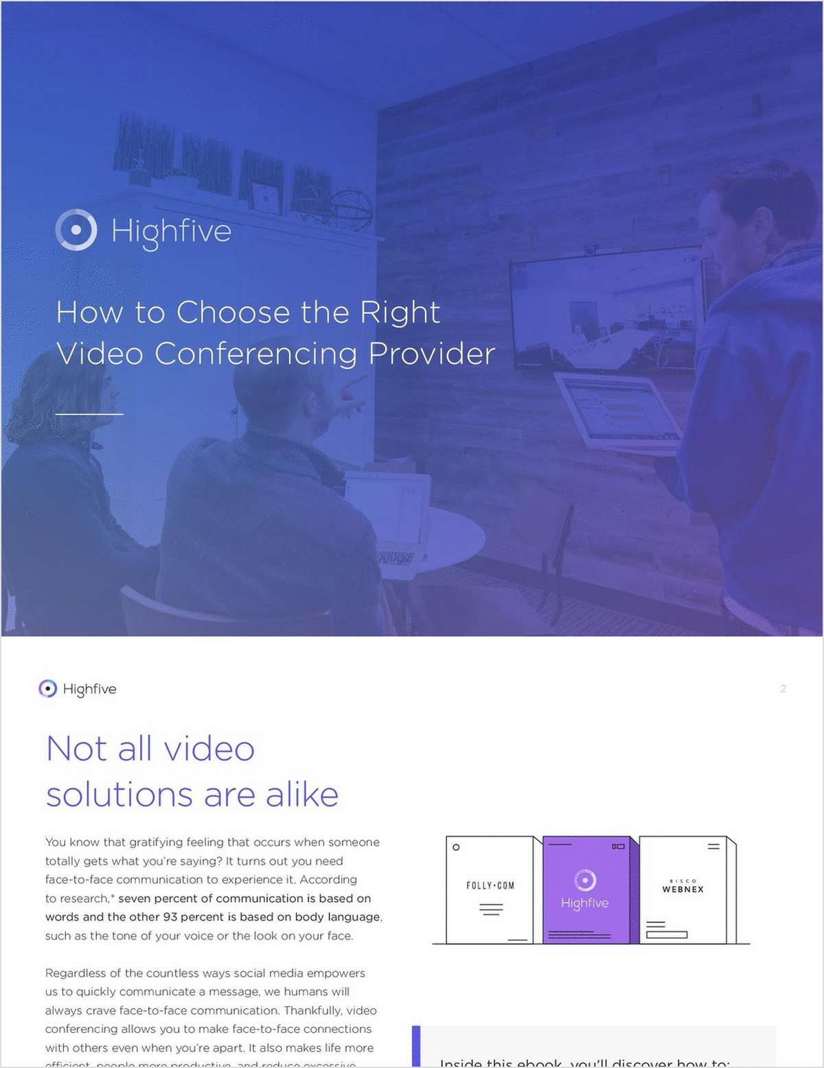 How to Choose the Right Video Conferencing Provider