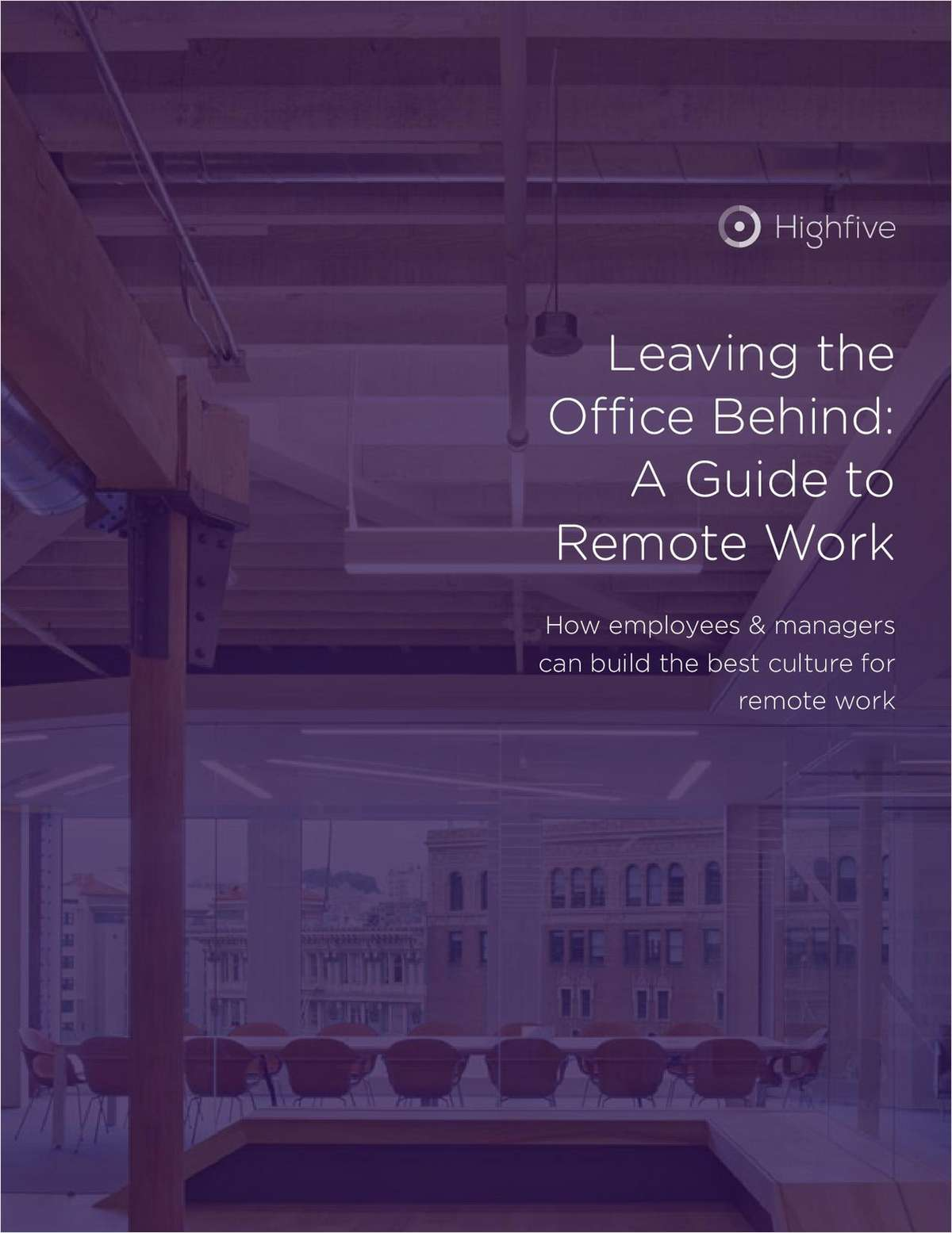 Leaving the Office Behind: A Guide to Remote Work