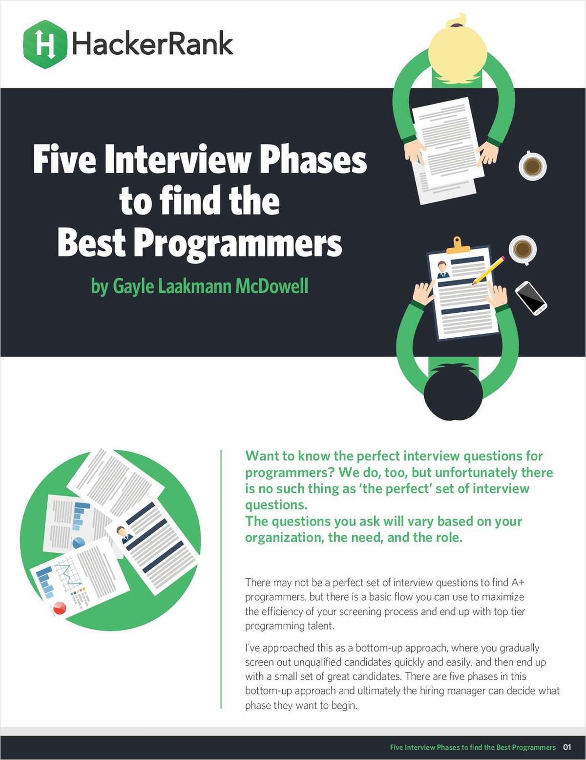 5 Interview Phases to Find the Best Programmers