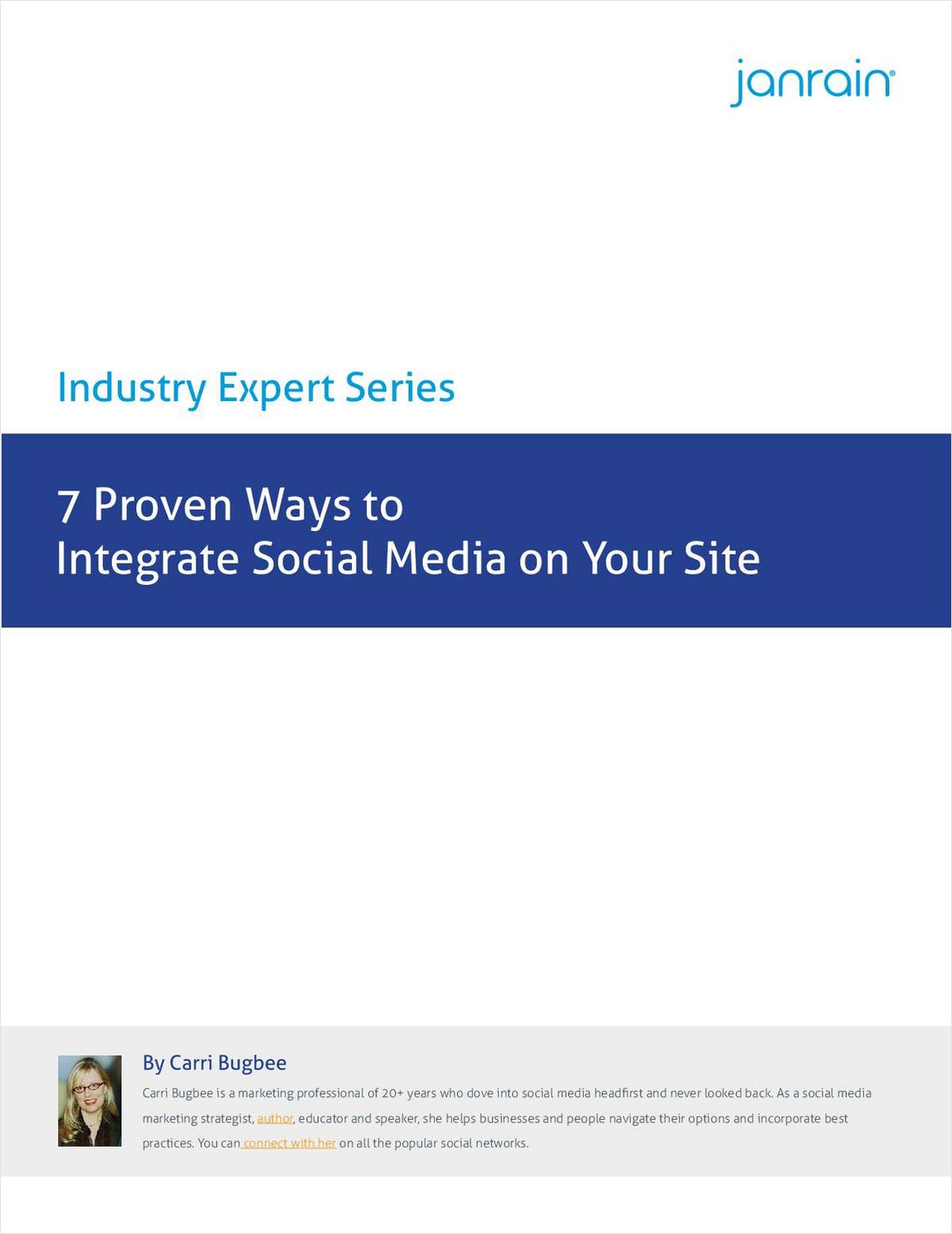 7 Proven Ways to Integrate Social Media with Your Site