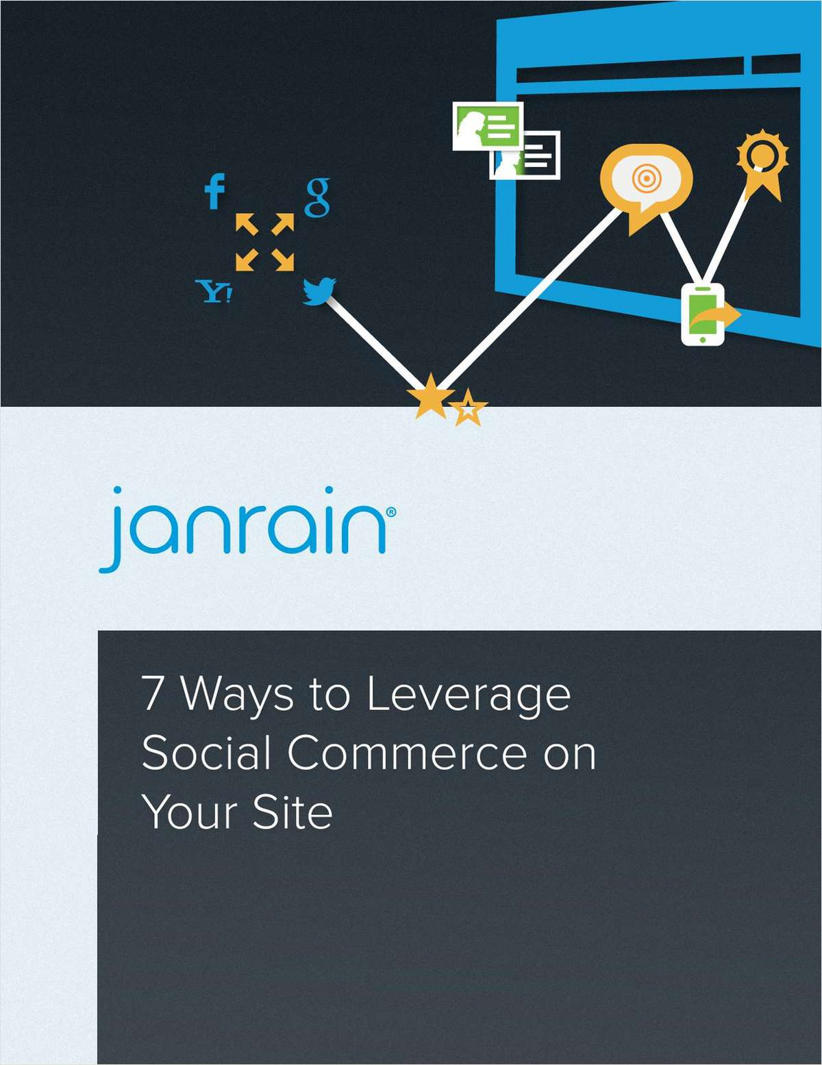 7 Ways to Leverage Social Commerce on Your Site