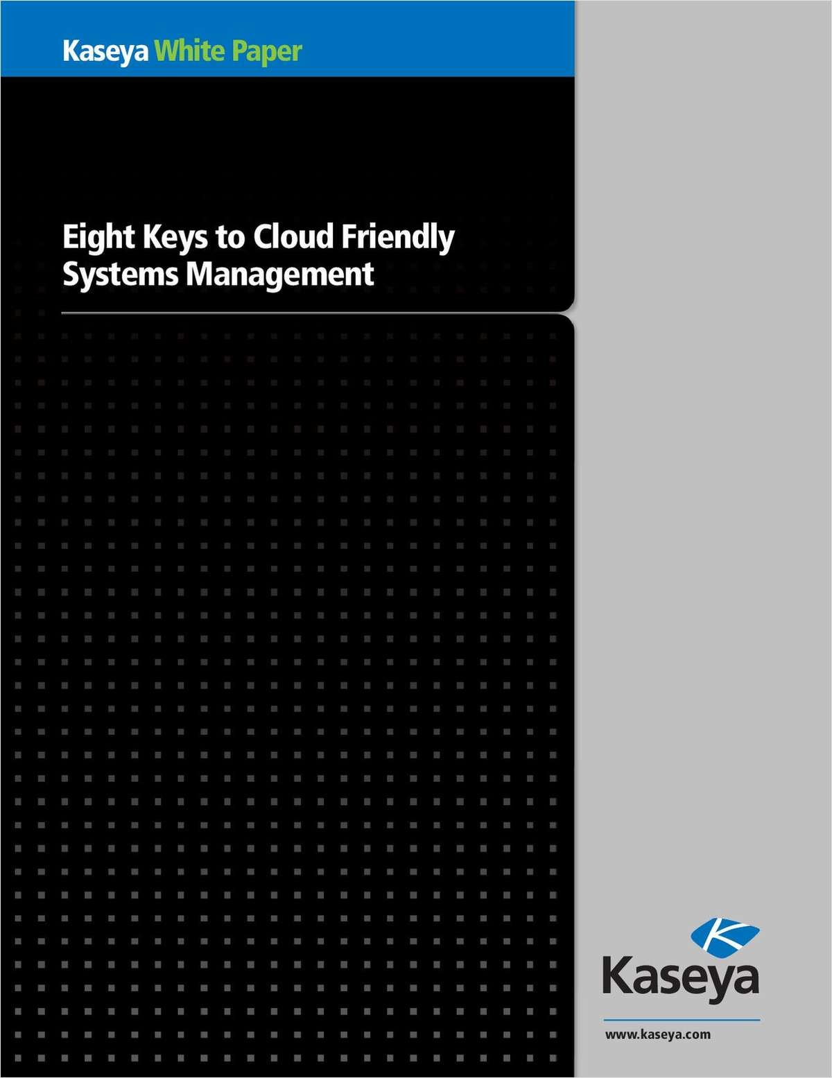 8 Keys to Cloud Friendly Systems Management