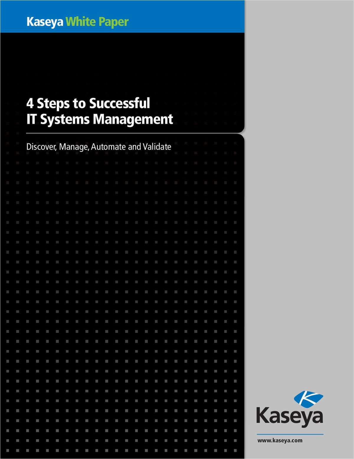 4 Steps to Successful IT Systems Management