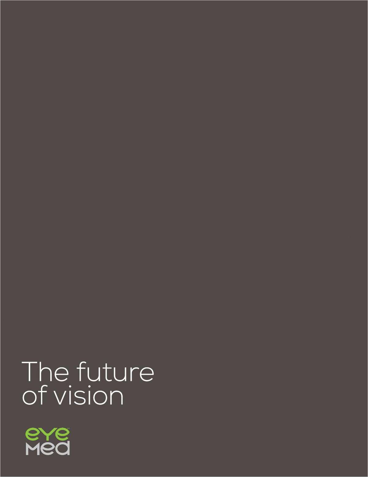 HR Benefit Professionals: The Future of Vision