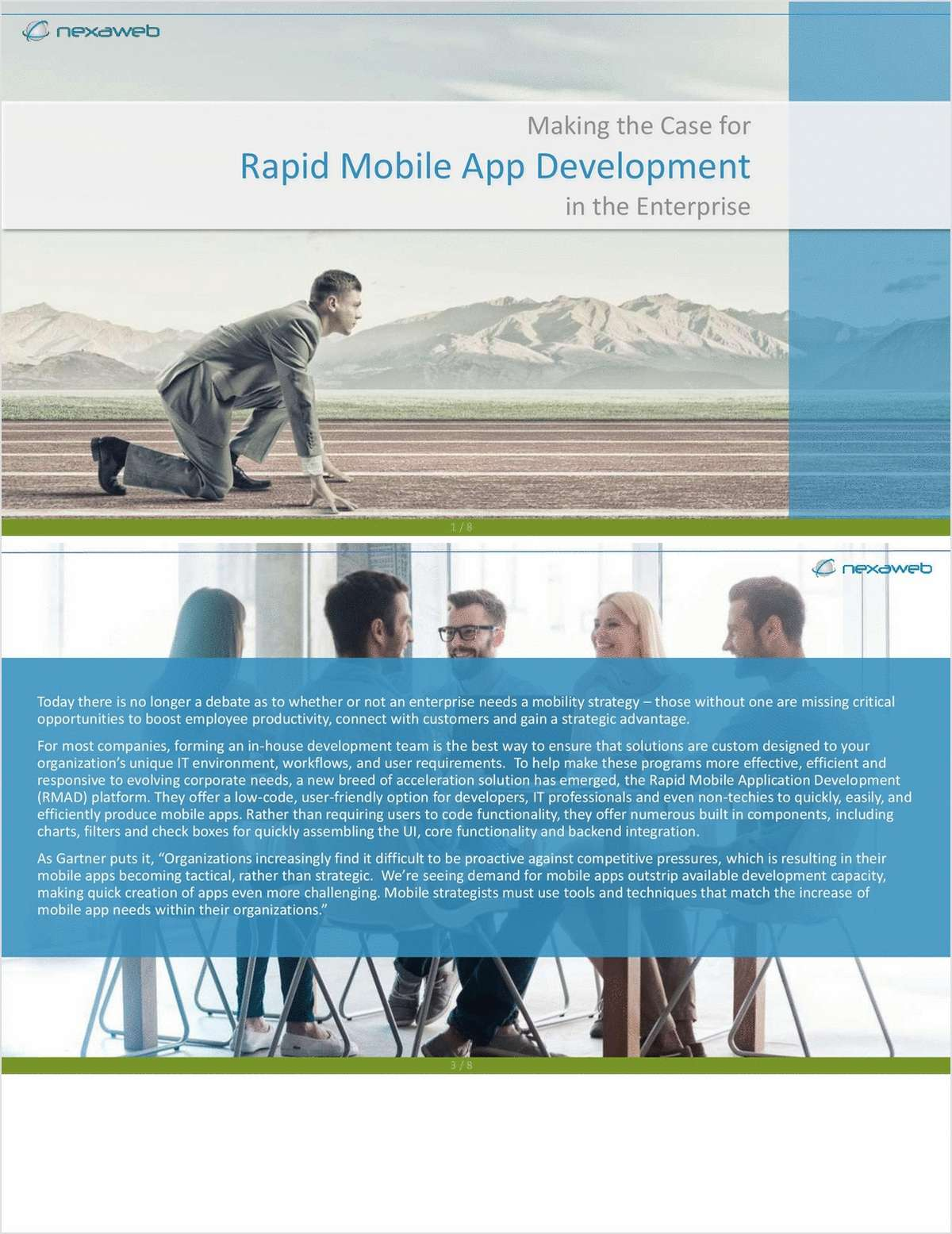 Making the Case for Rapid Mobile App Development
