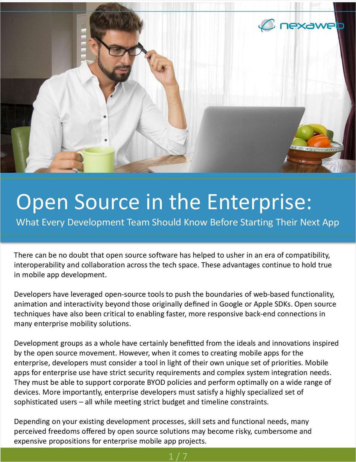 The Benefits of Open Source Software for Developers