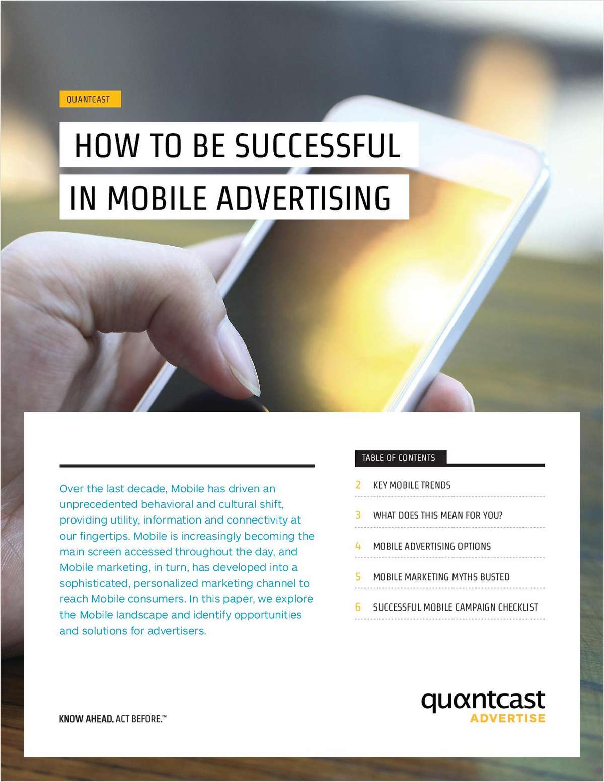 How To Be Successful In Mobile Advertising