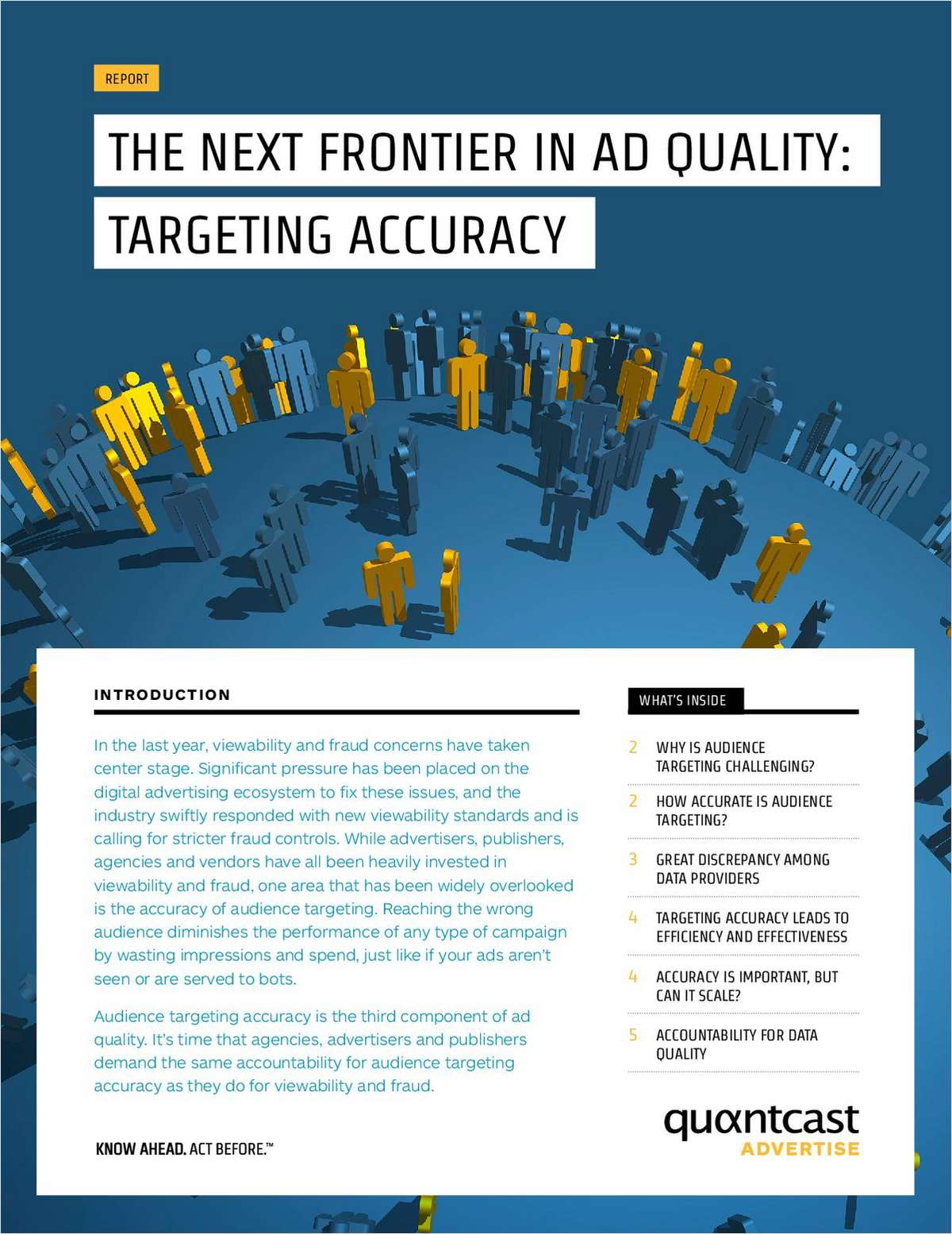 The Next Frontier in Ad Quality: Targeting Accuracy