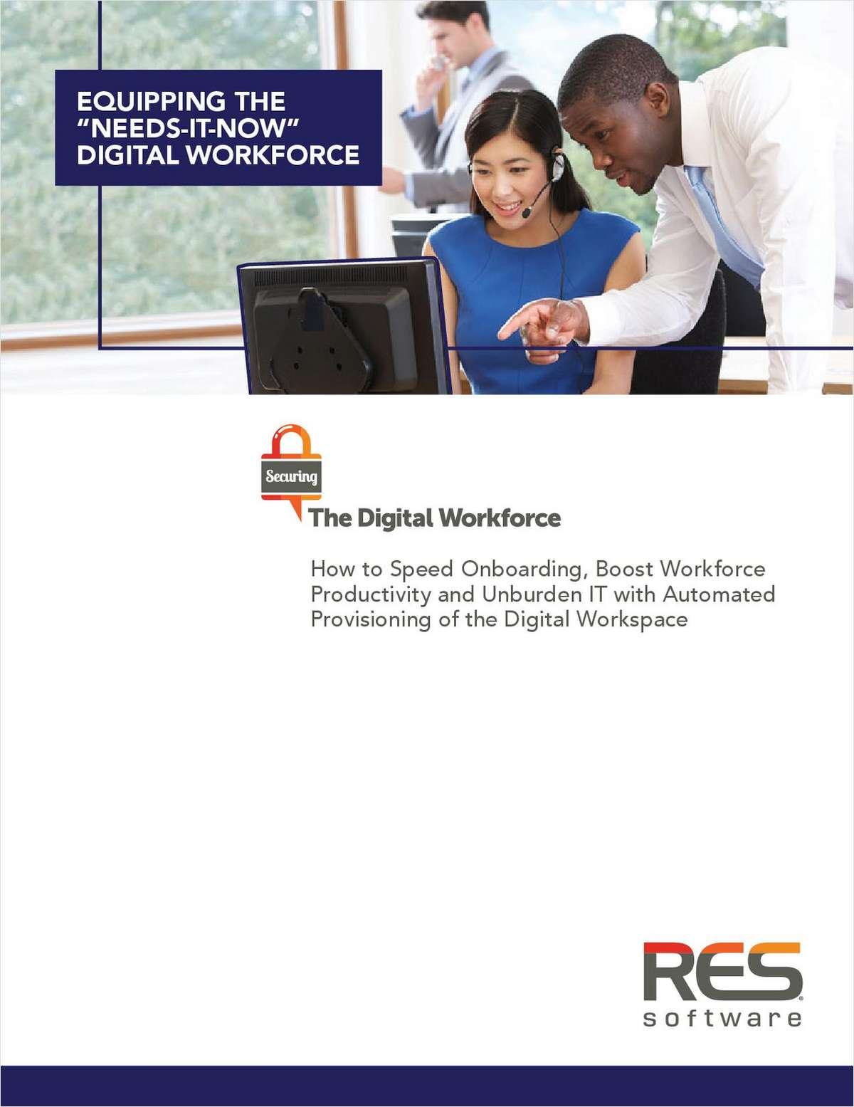 Equipping the Digital Workforce