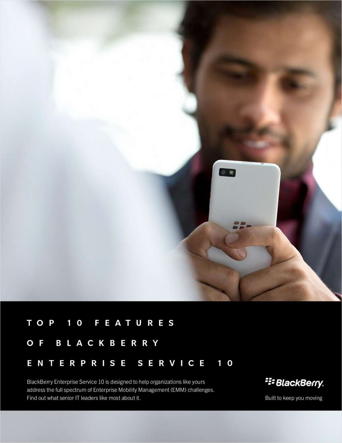 Top 10 Features of BlackBerry Enterprise Service 10