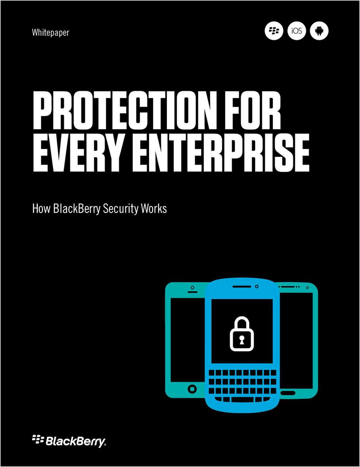 Protection for Every Enterprise: How BlackBerry Security Works
