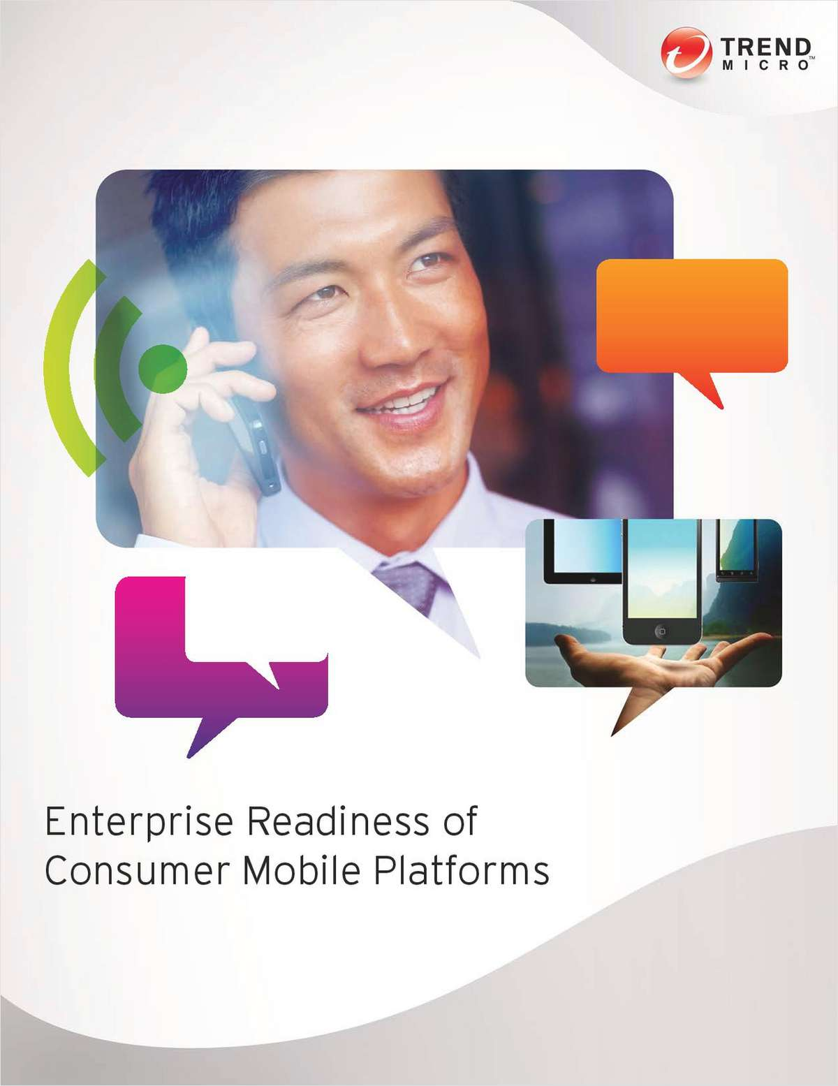 Enterprise Readiness of Consumer Mobile Platforms