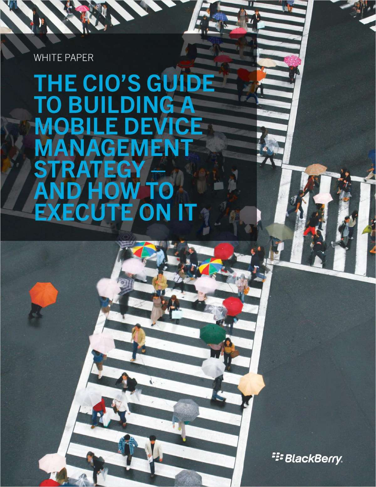 The CIO's Guide to Building a Mobile Device Management Strategy - And How to Execute on It