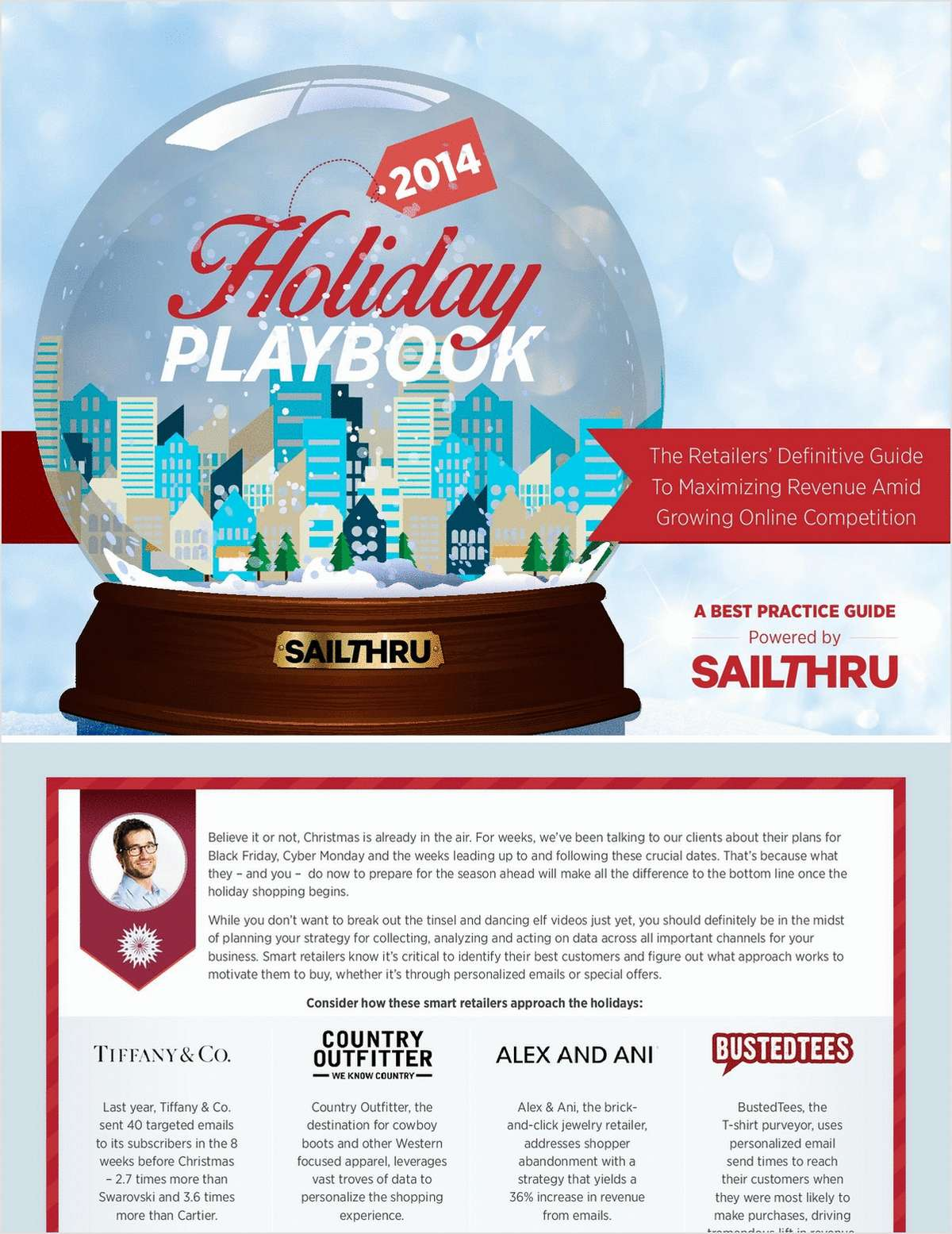 The CMO's Guide to Maximizing Holiday Revenue