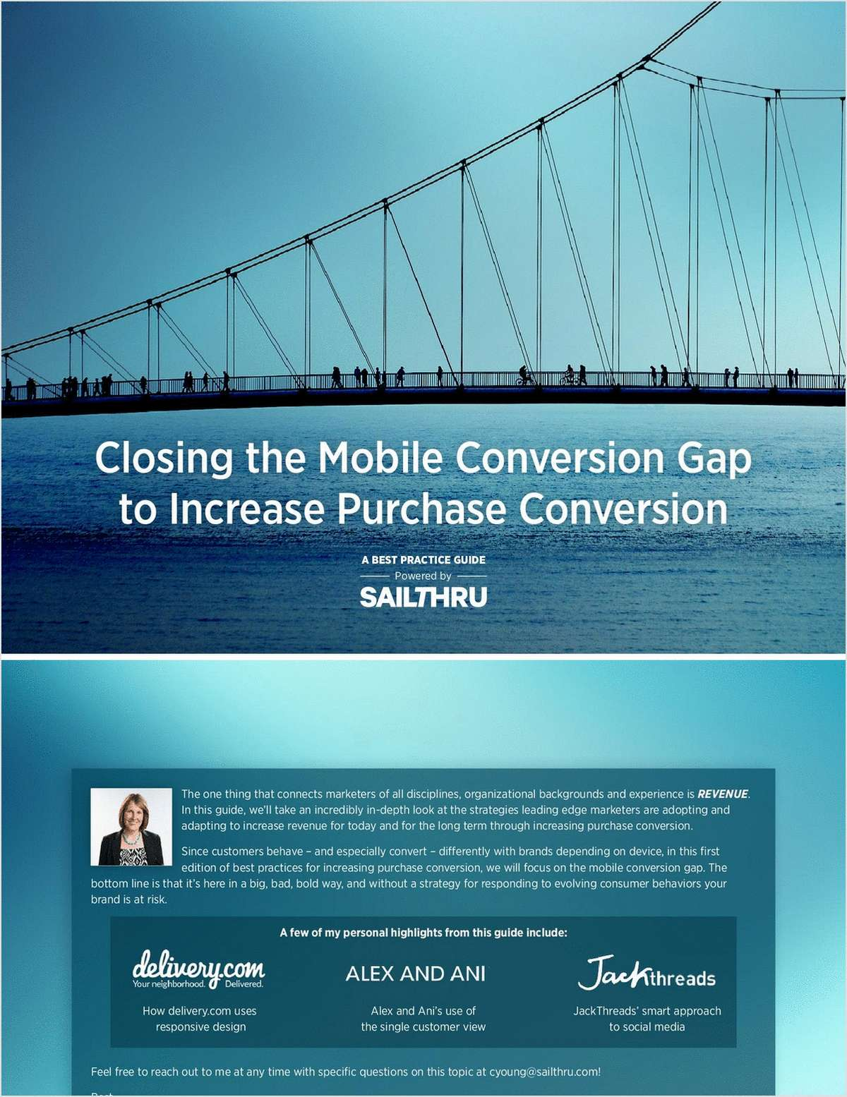 The Modern Marketer's Guide to Increasing Revenue and Conversion