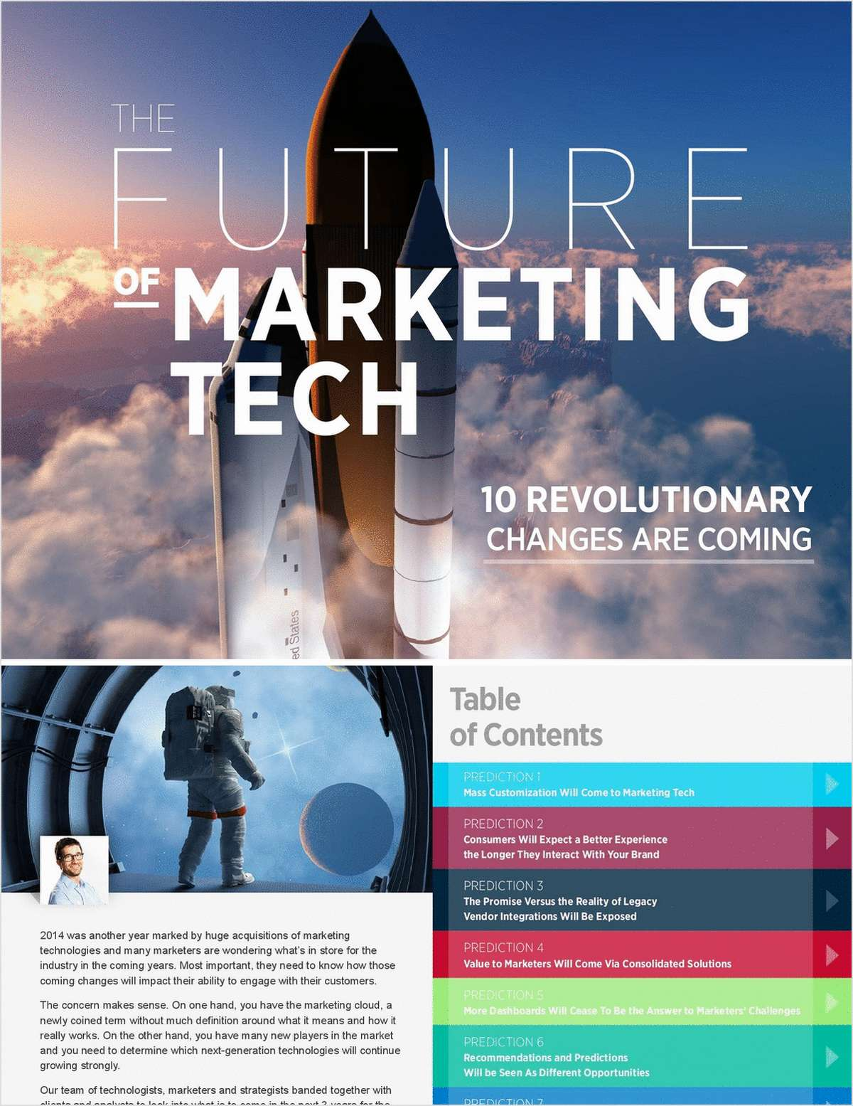 The Future of Marketing Tech