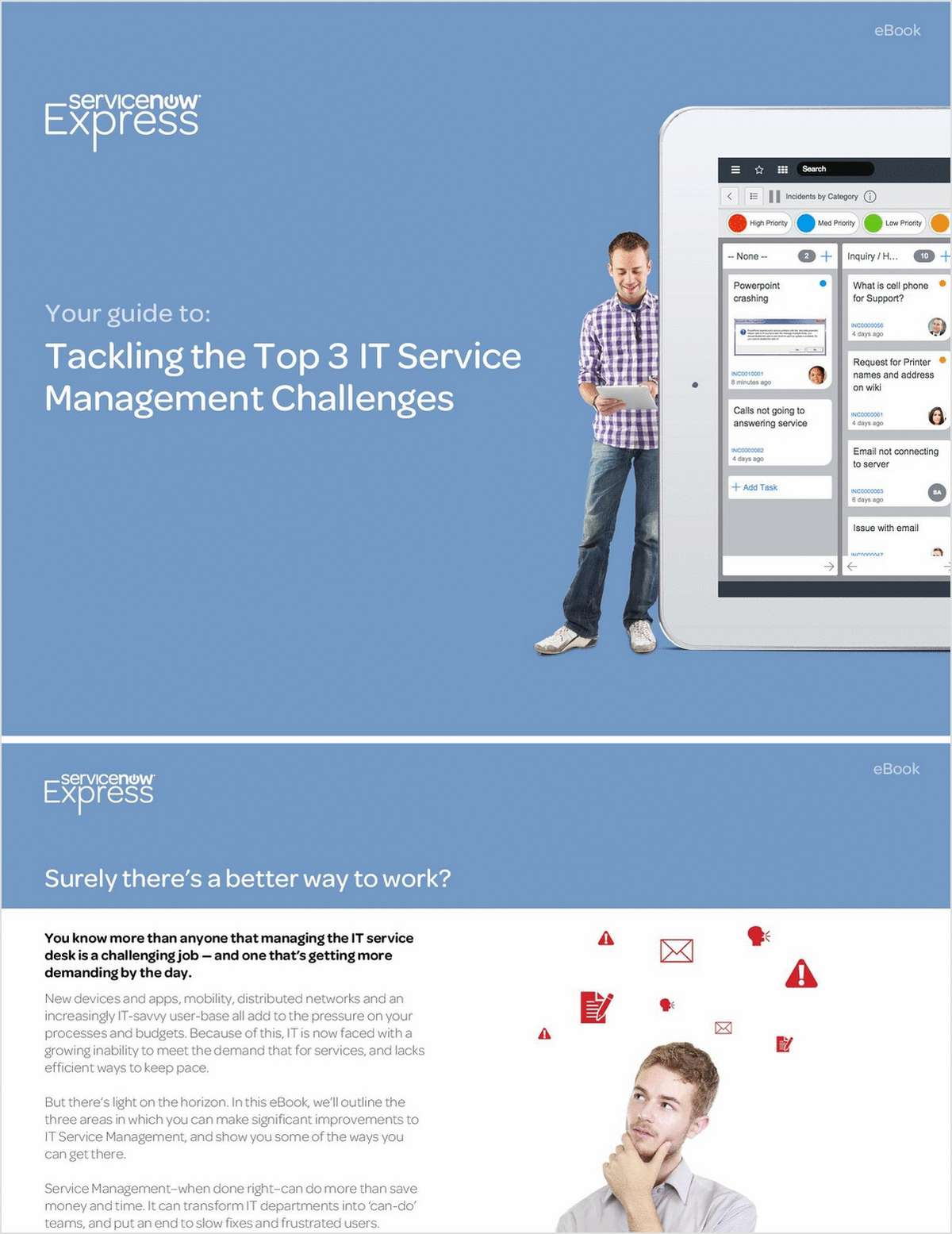 Tackling the Top 3 IT Service Management Challenges