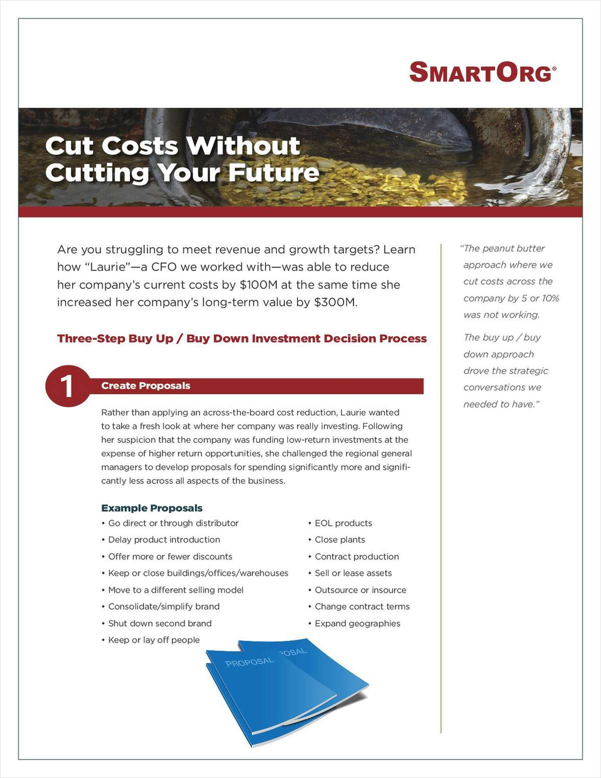 Cutting Costs Without Cutting Your Future