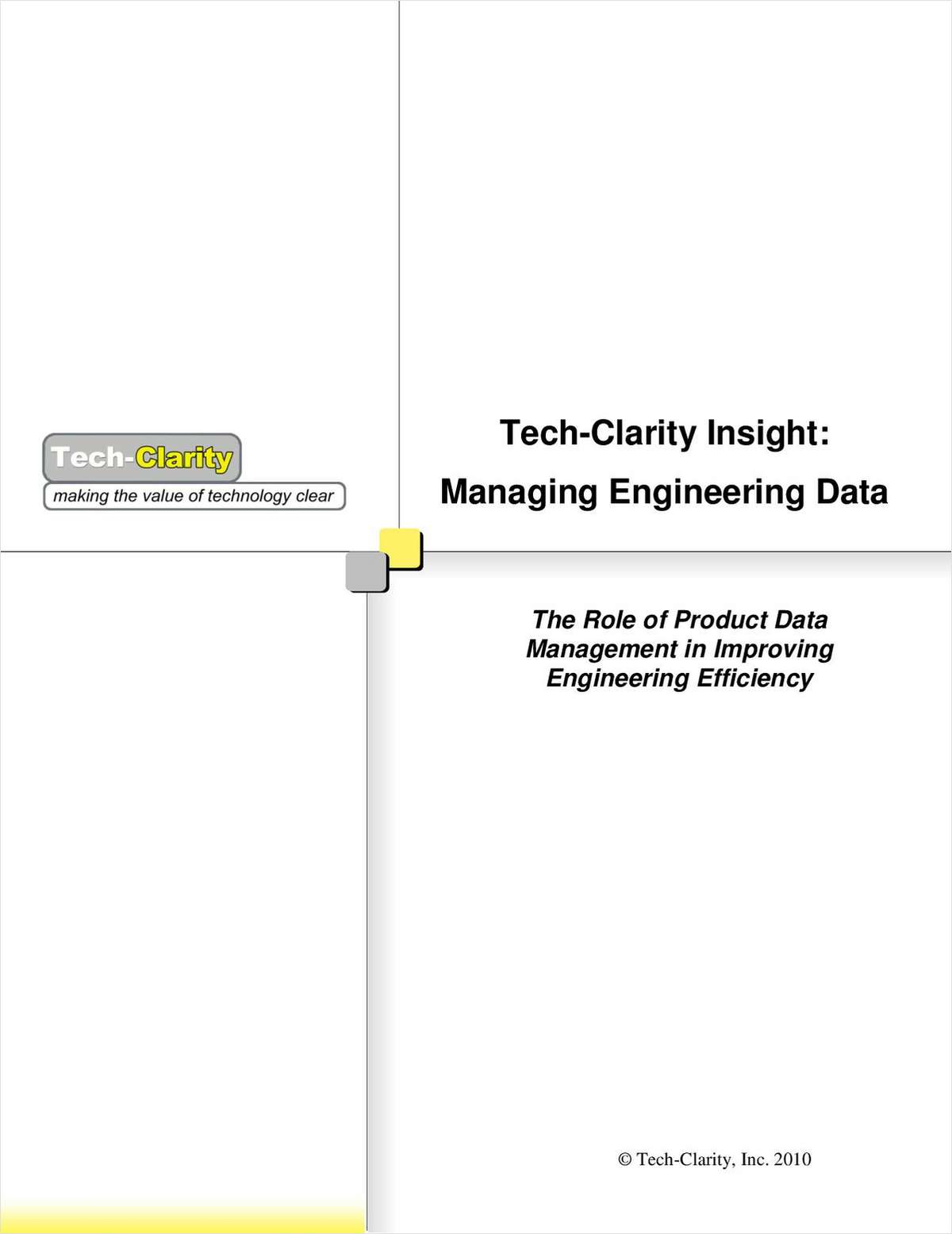 The Role of Product Data Management in Engineering Efficiency