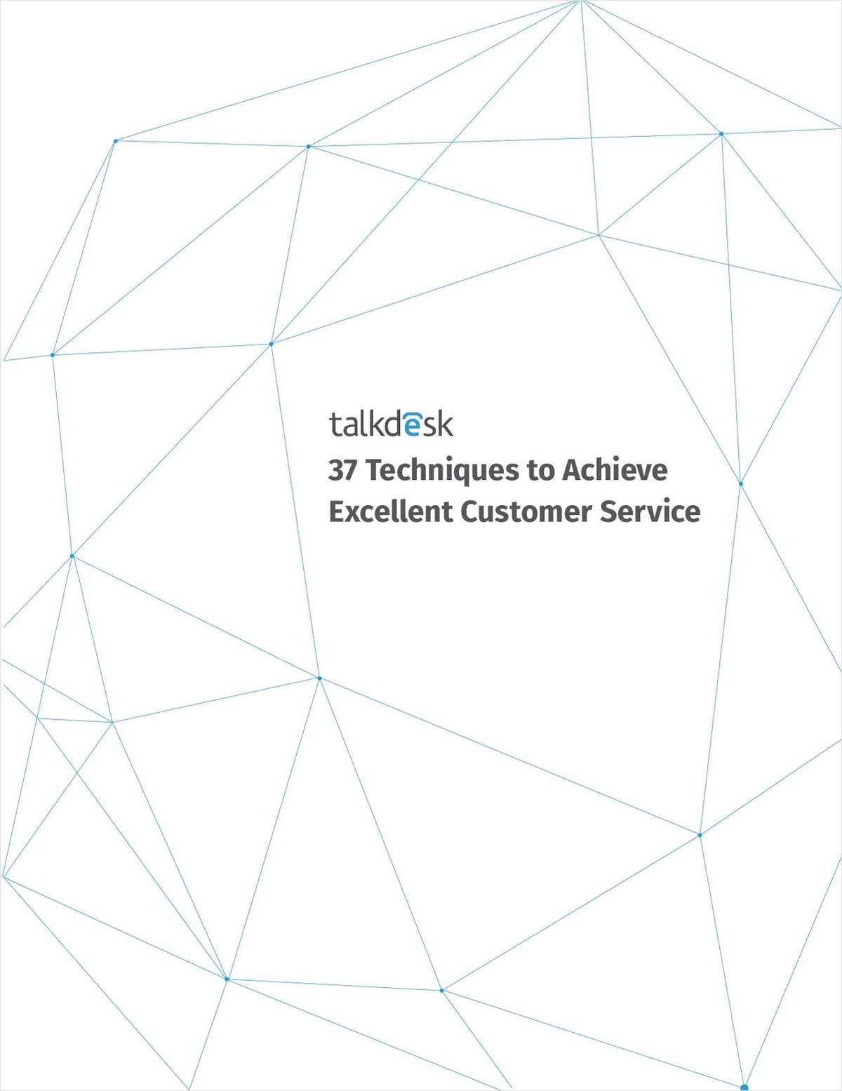 37 Techniques to Achieve Excellent Customer Service