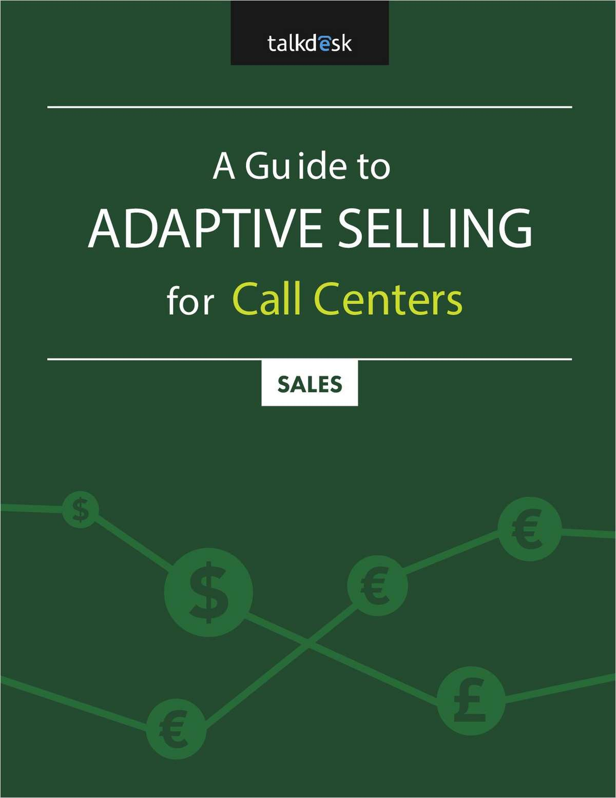 A Guide to Adaptive Selling for Call Centers