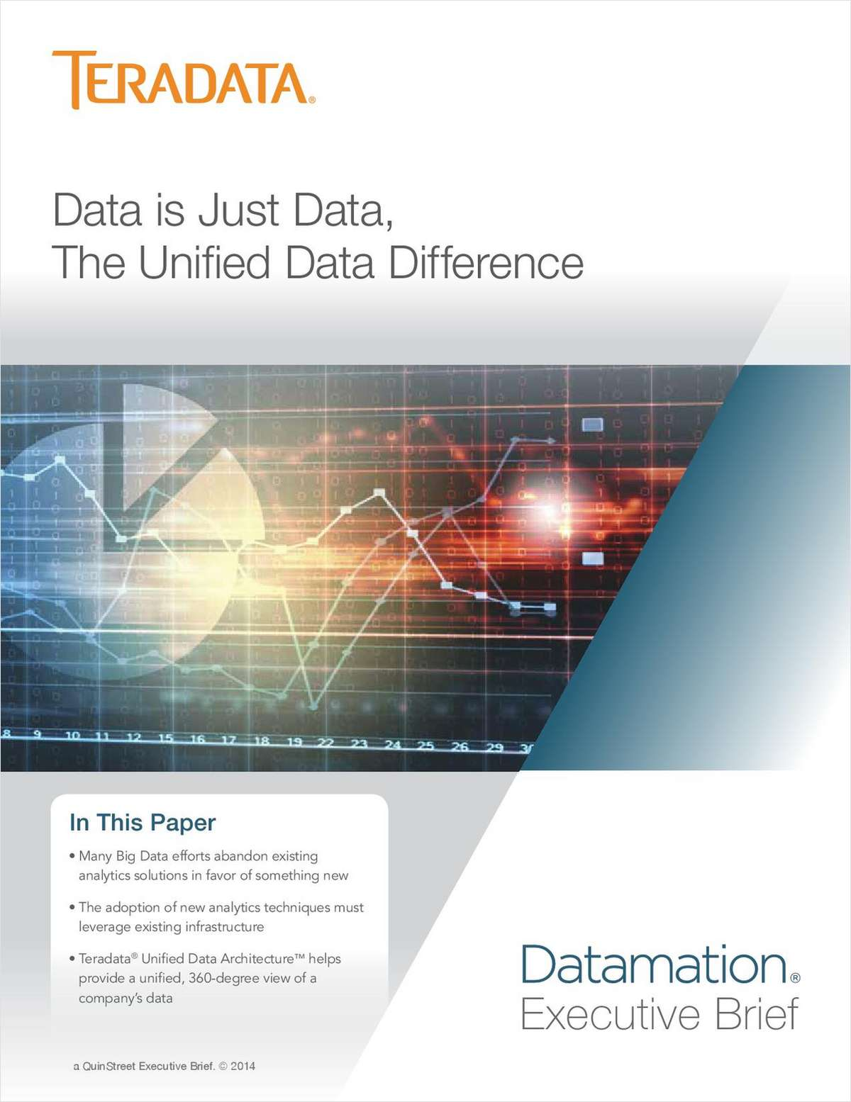 Data is Just Data- The Unified Data Difference