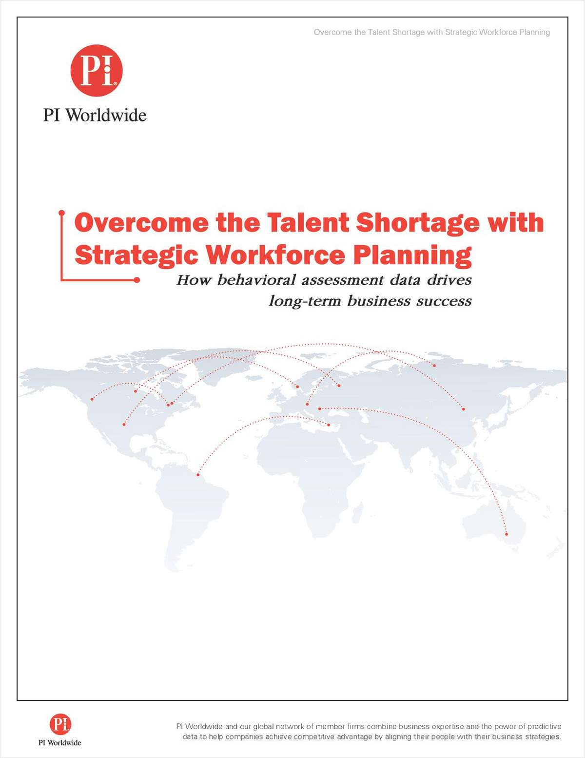How to Overcome the Talent Shortage with Strategic Workforce Planning