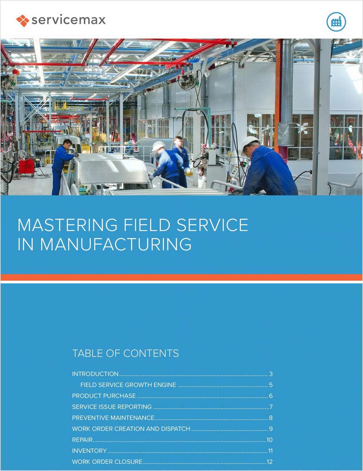 Mastering Field Service In Manufacturing