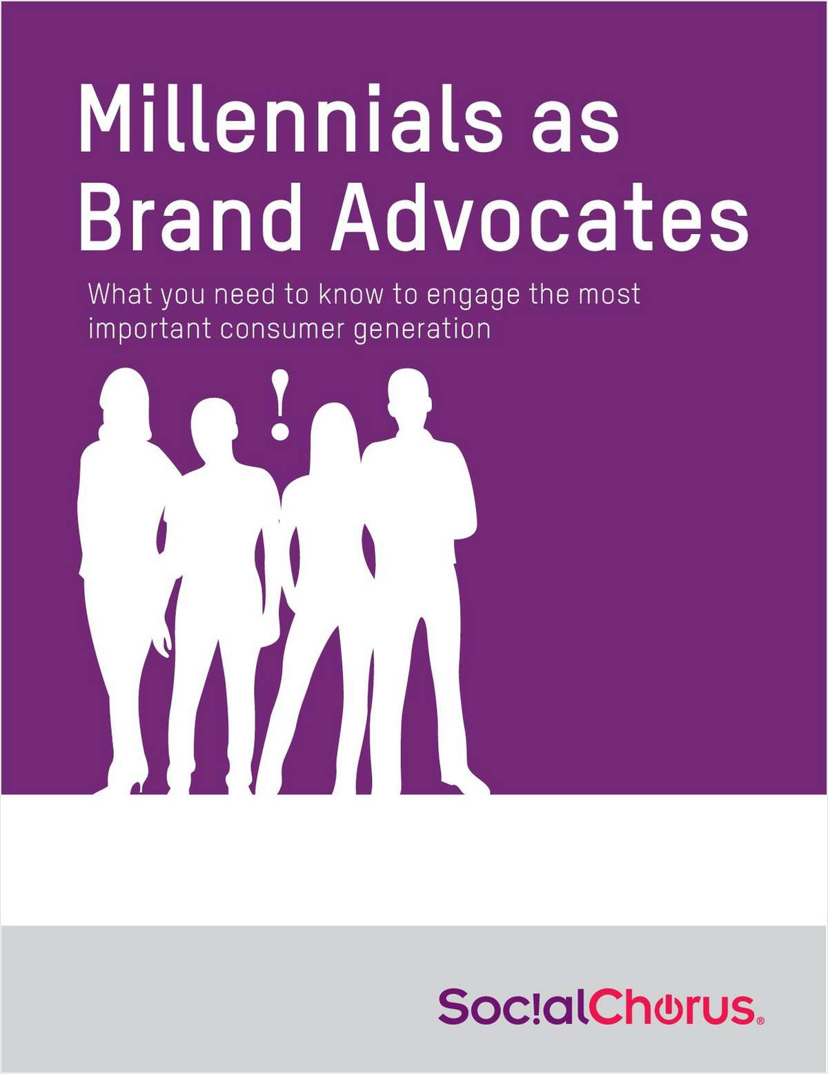 Millennials as Brand Advocates - New Research Study Results