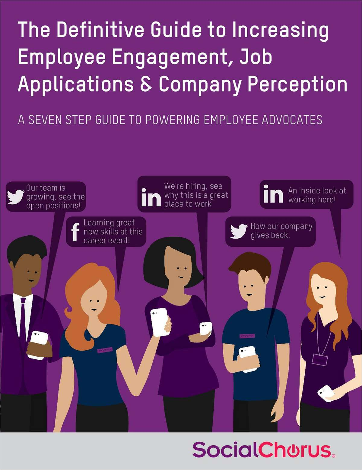 How HR Can Increase Employee Engagement, Applications & Perception