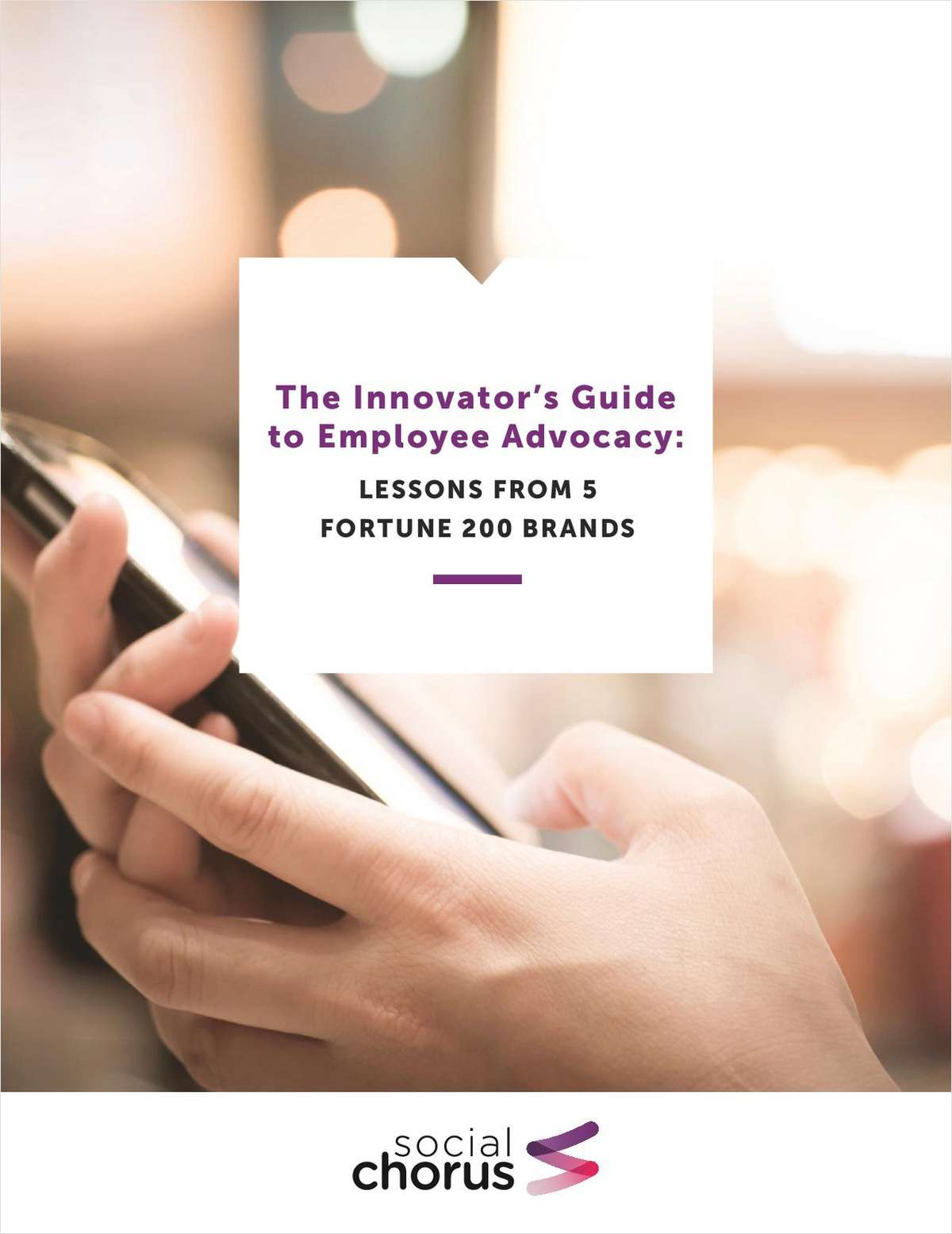 The Innovator's Guide to Employee Advocacy