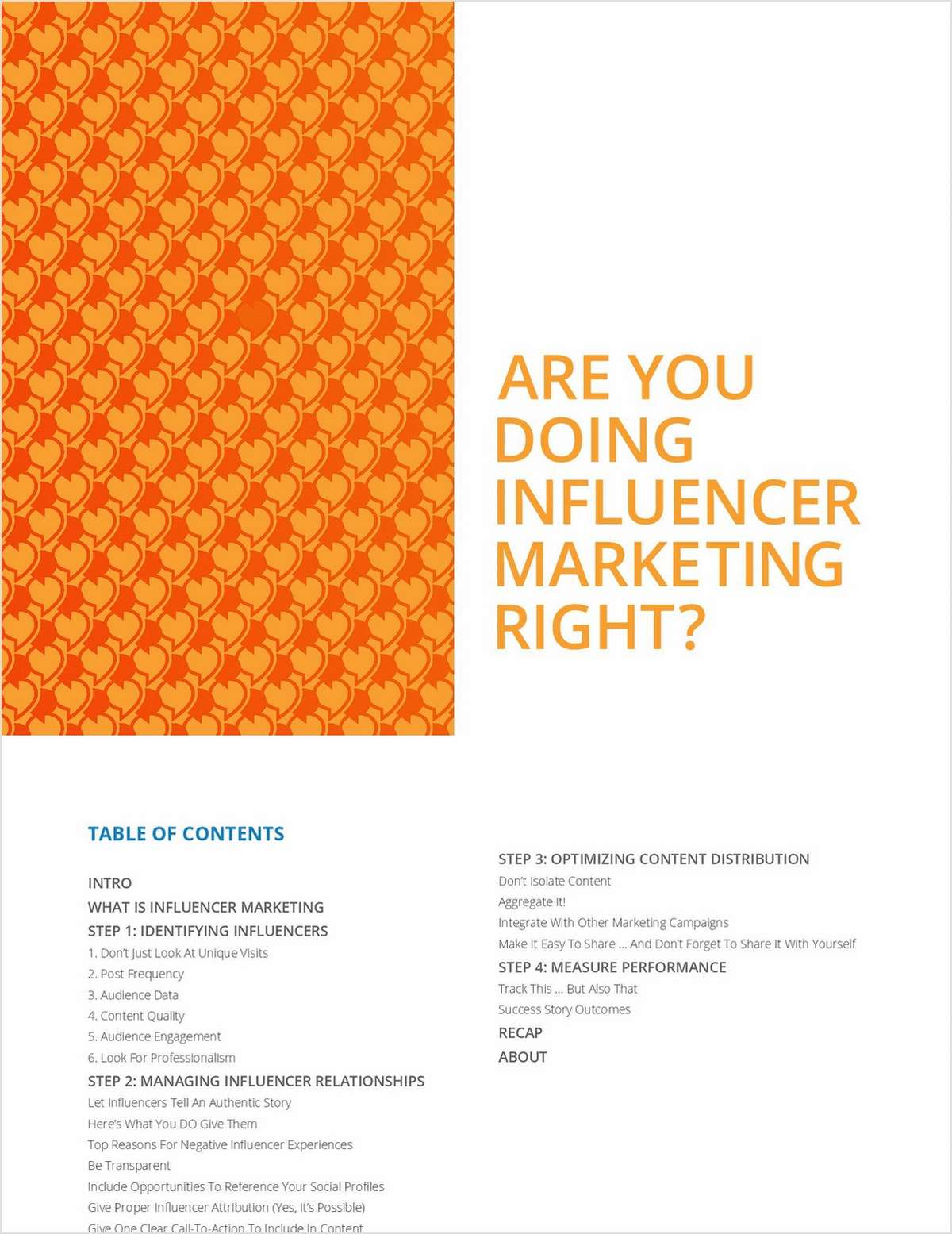 Are You Doing Influencer Marketing Right?
