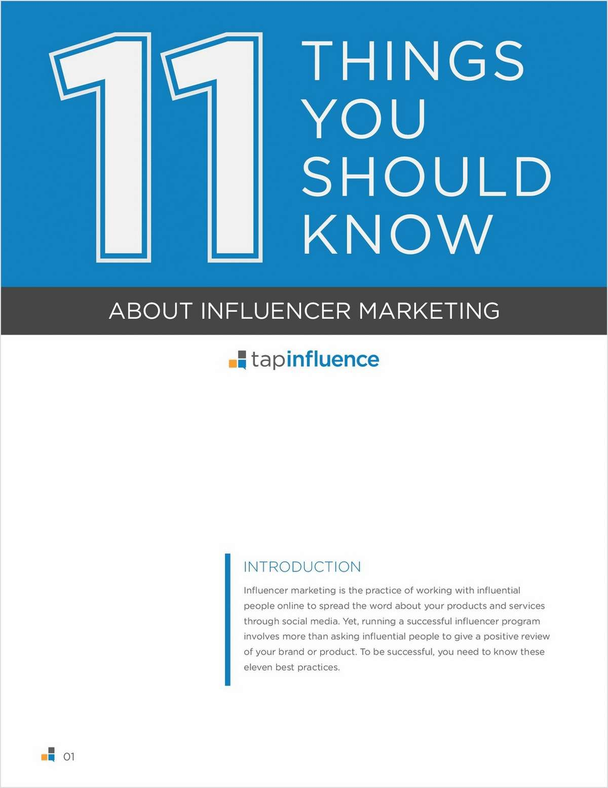 11 Things You Should Know About Influencer Marketing
