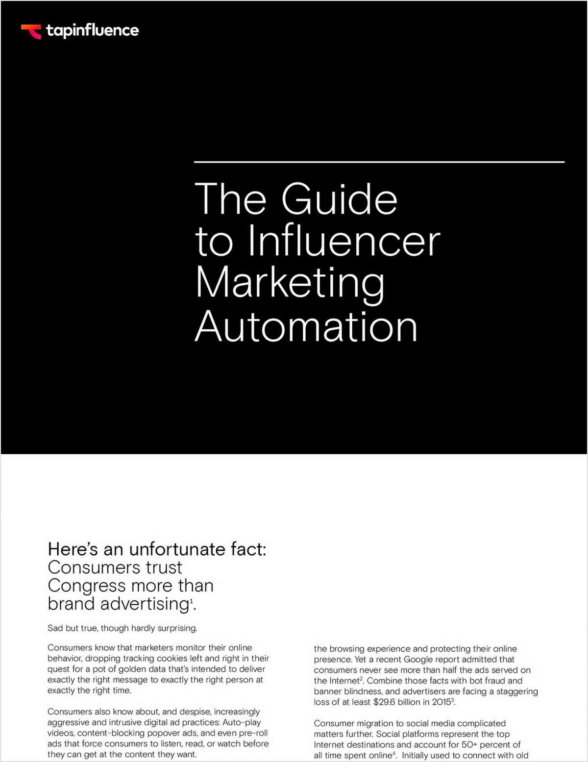 The Guide to Influencer Marketing Automation