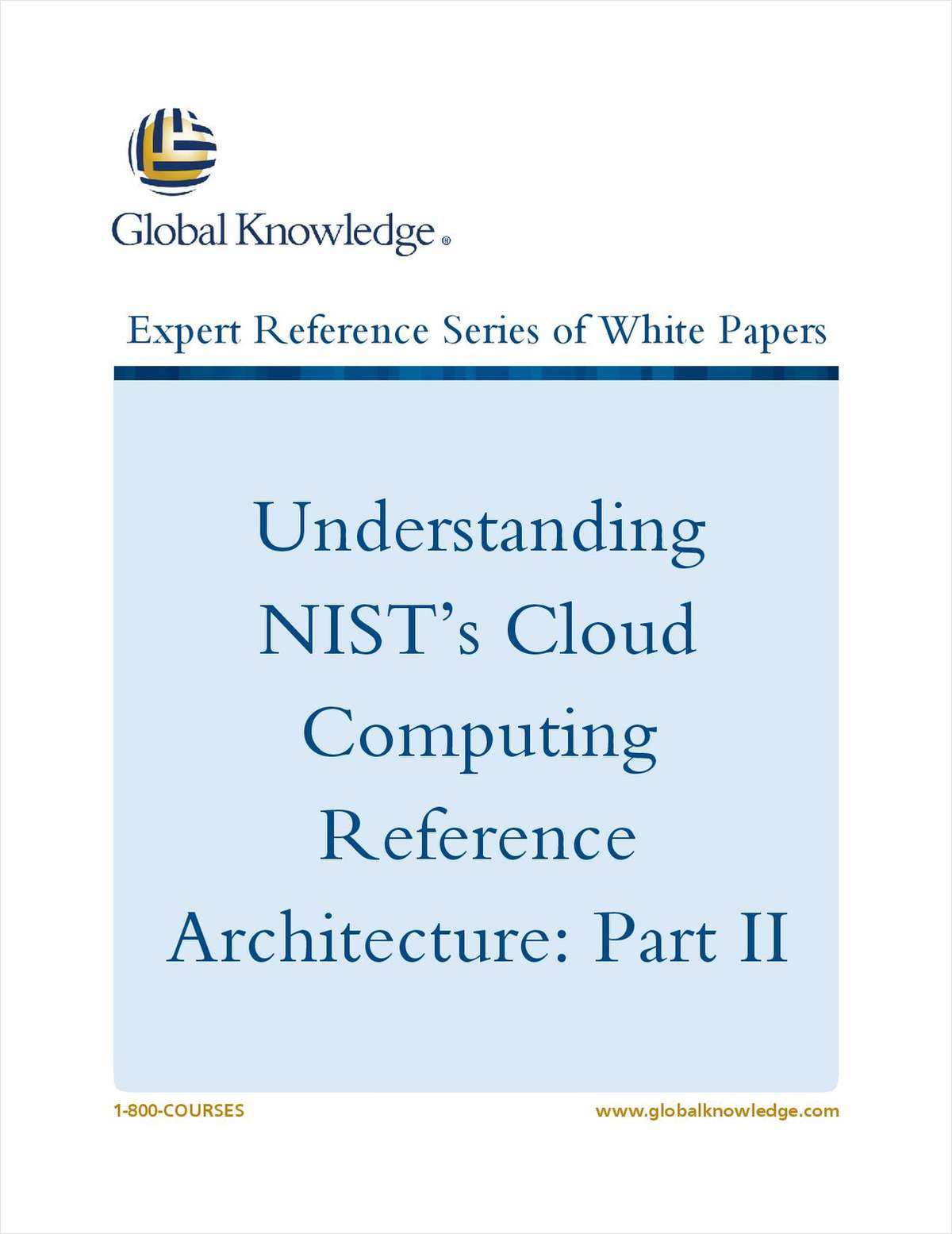 Understanding NIST's Cloud Computing Reference Architecture: Part II