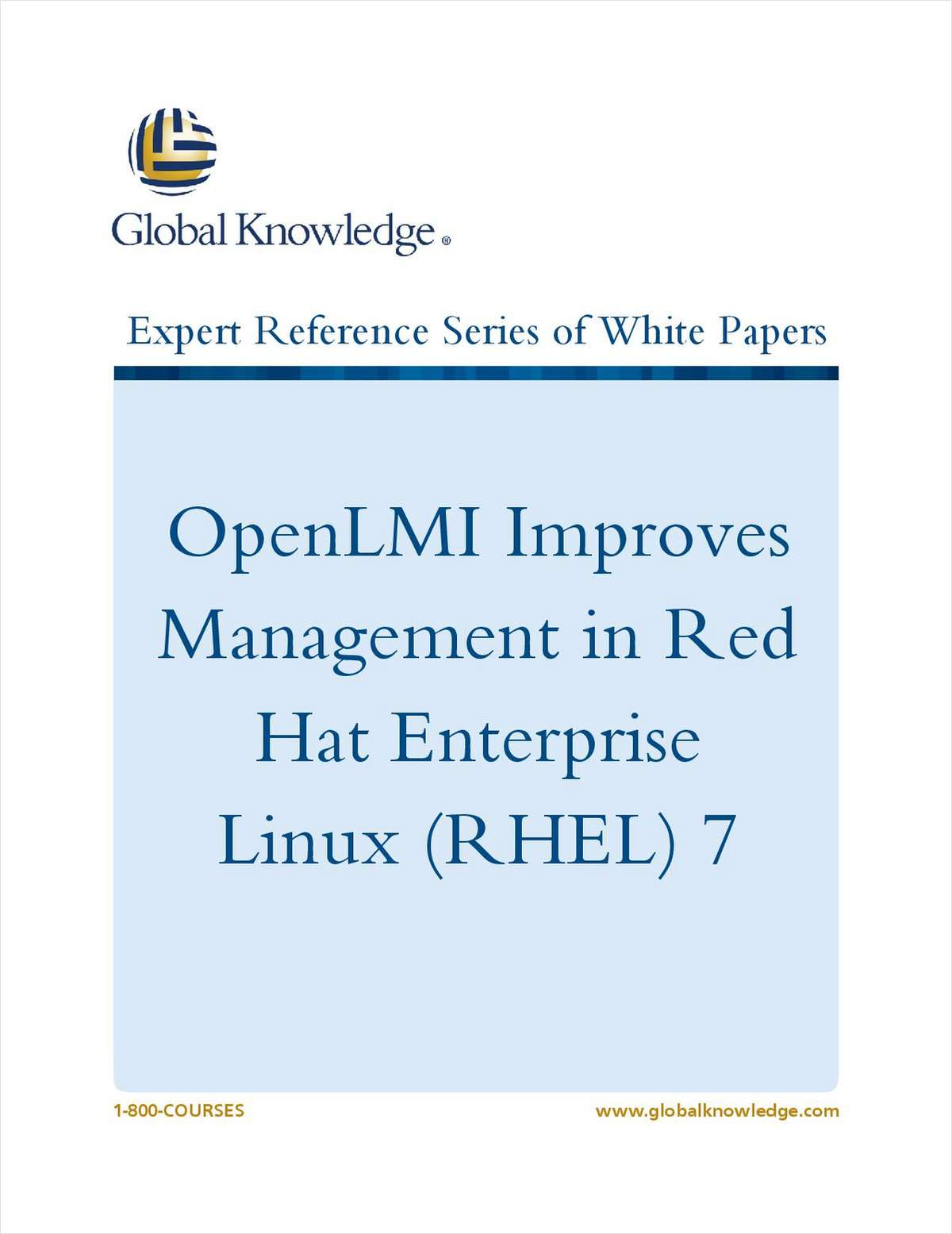OpenLMI Improves Management in Red Hat Enterprise Linux (RHEL) 7