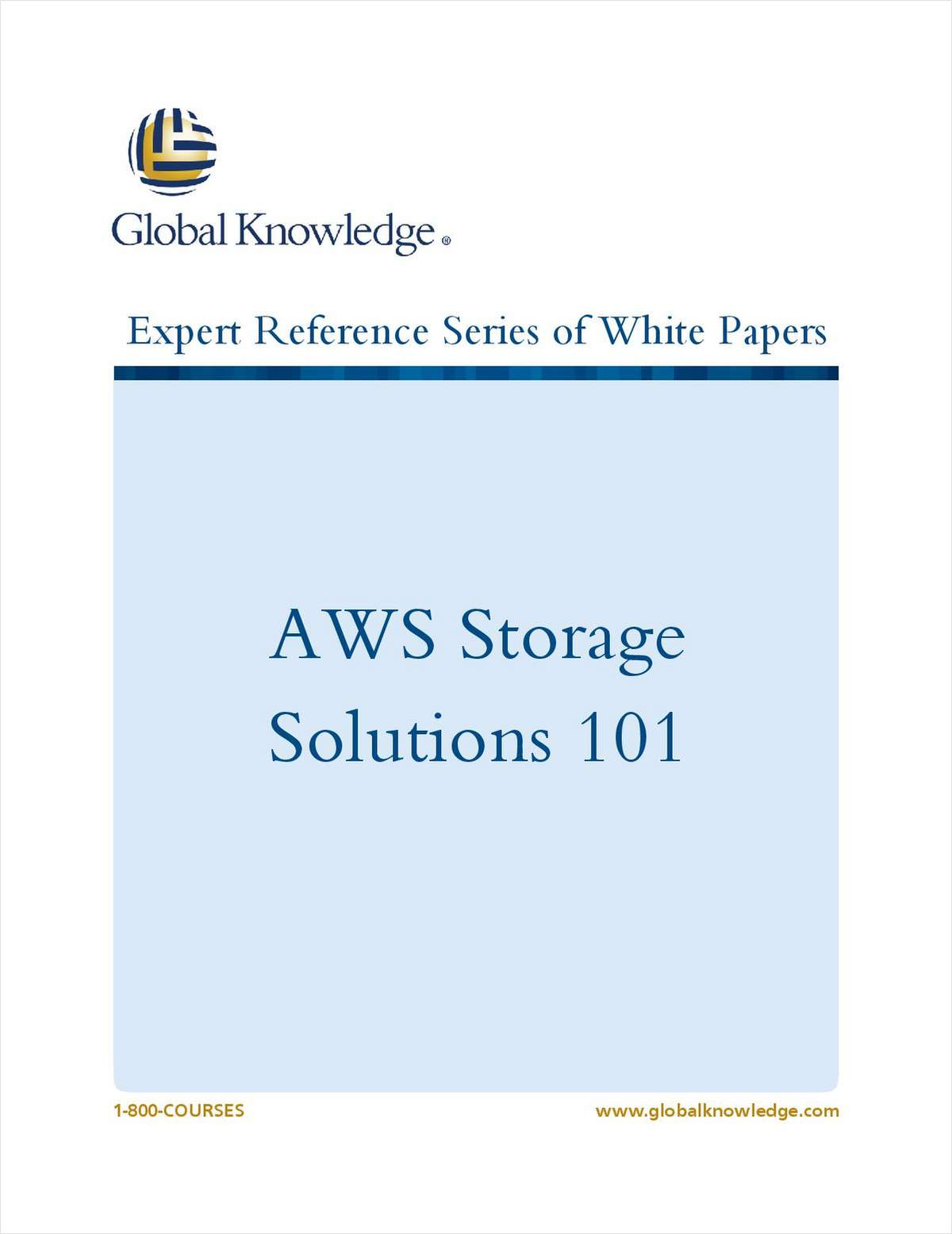 AWS Storage Solutions 101
