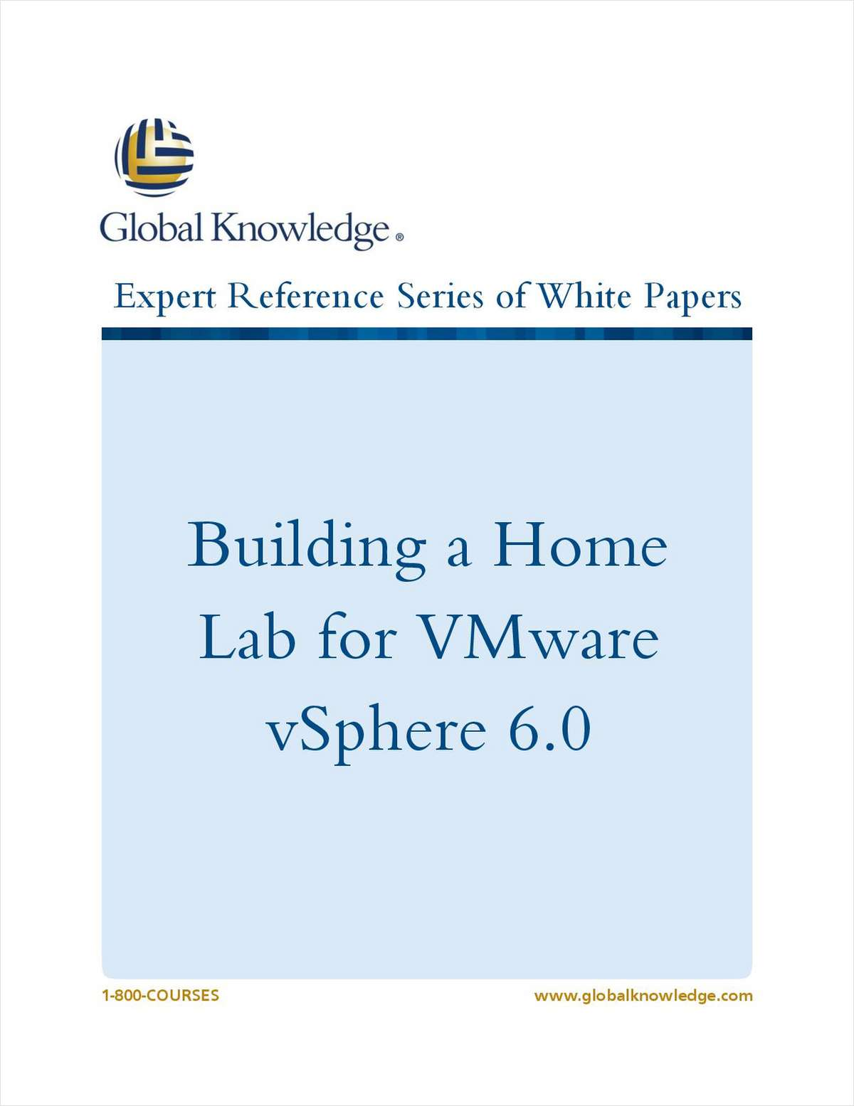 Building a Home Lab for VMware vSphere 6.0