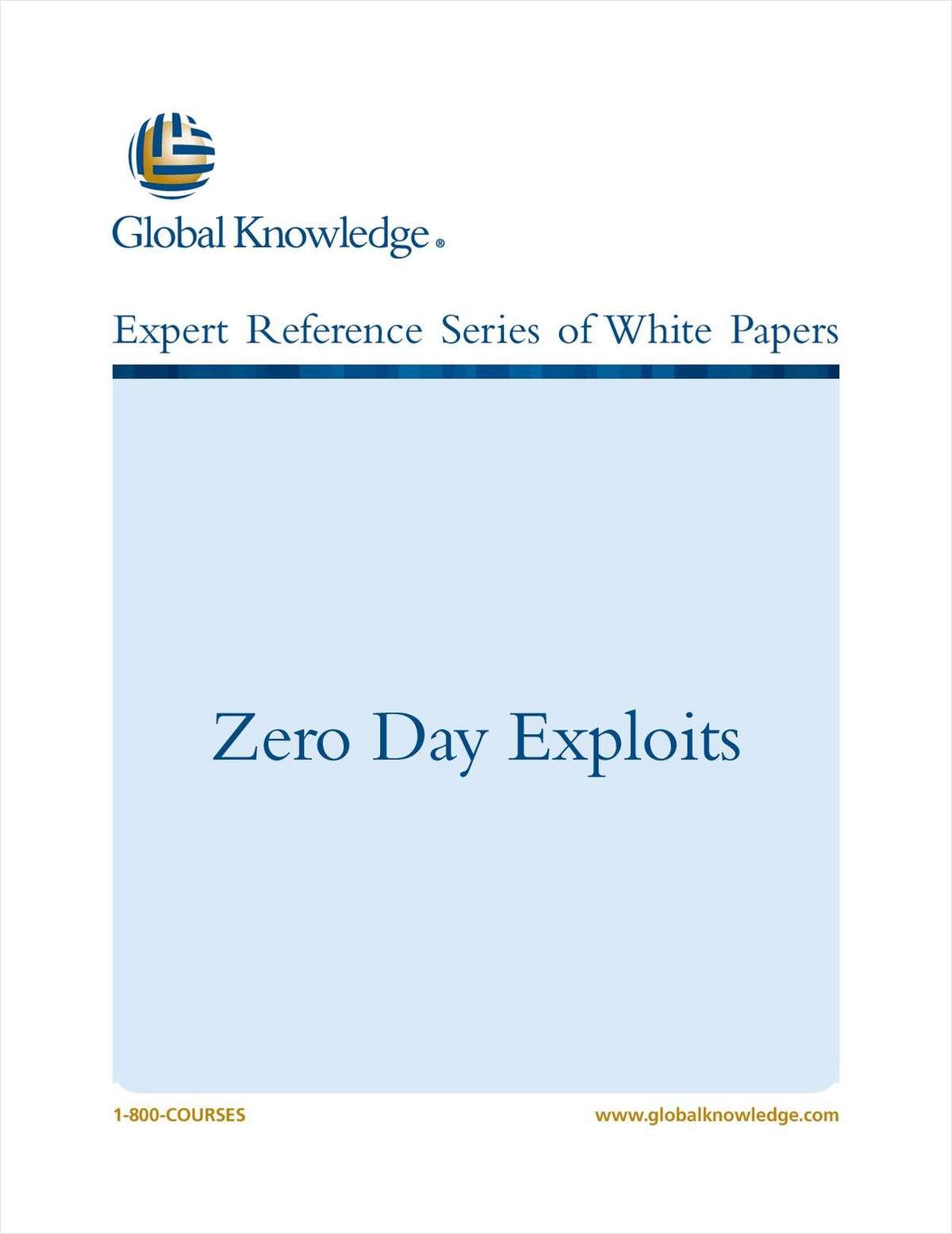 Zero Day Exploits