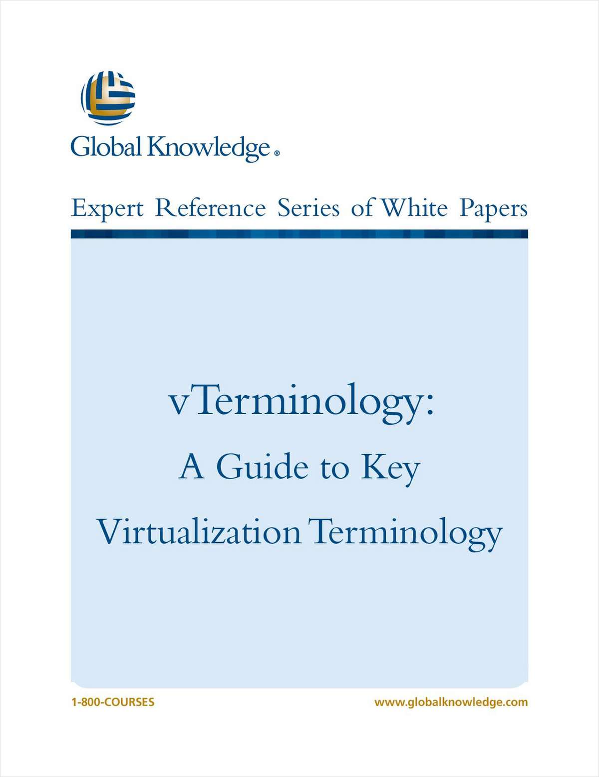vTerminolgy: A Guide to Key Virtualization Terminology