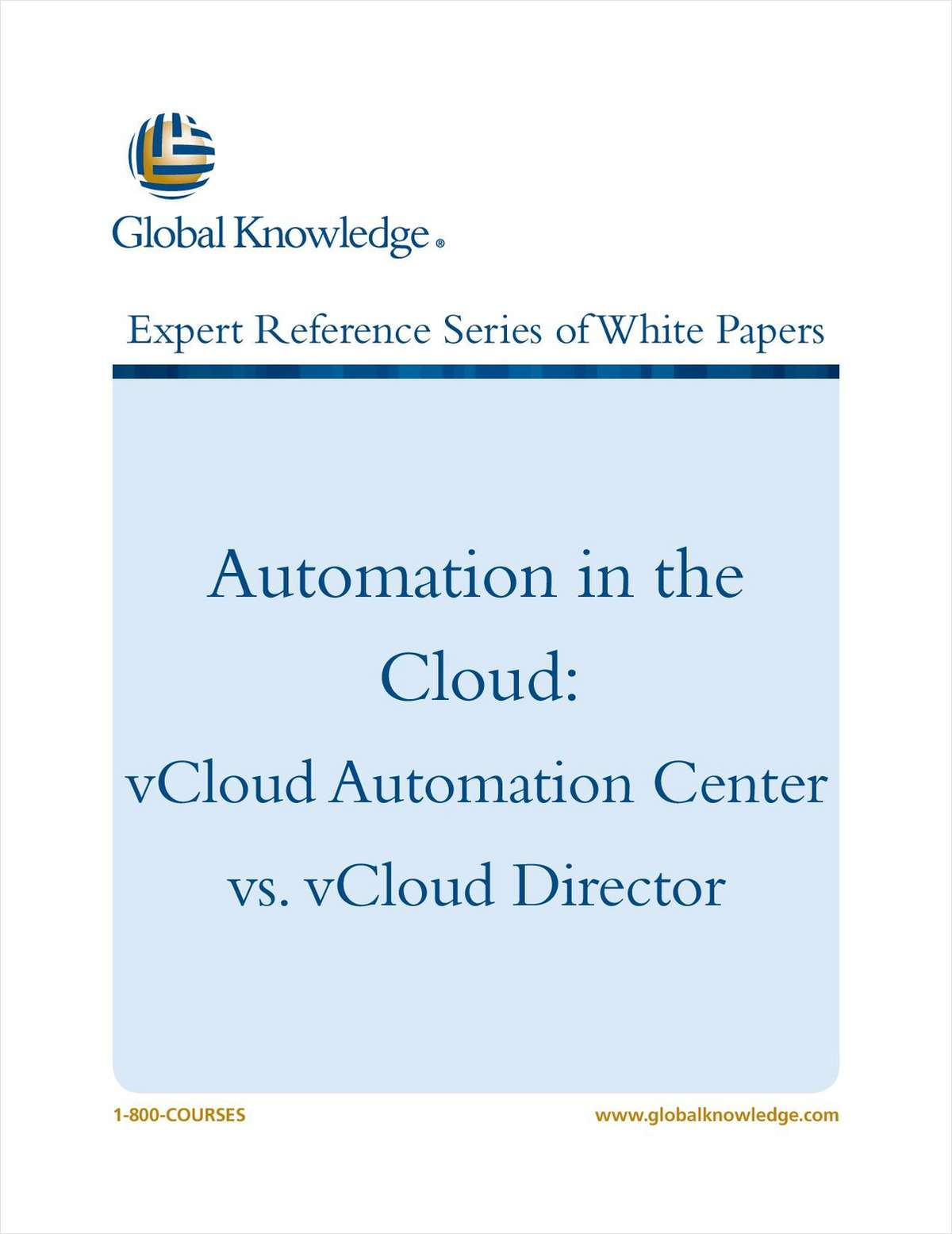 Automation in the Cloud: vCloud Automation Center vs. vCloud Director