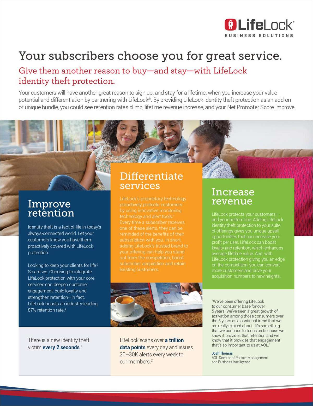 Your Subscribers Choose You for Great Service