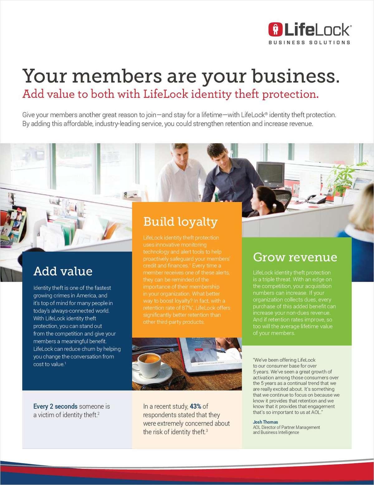 LifeLock Affinity Program Partners Guide