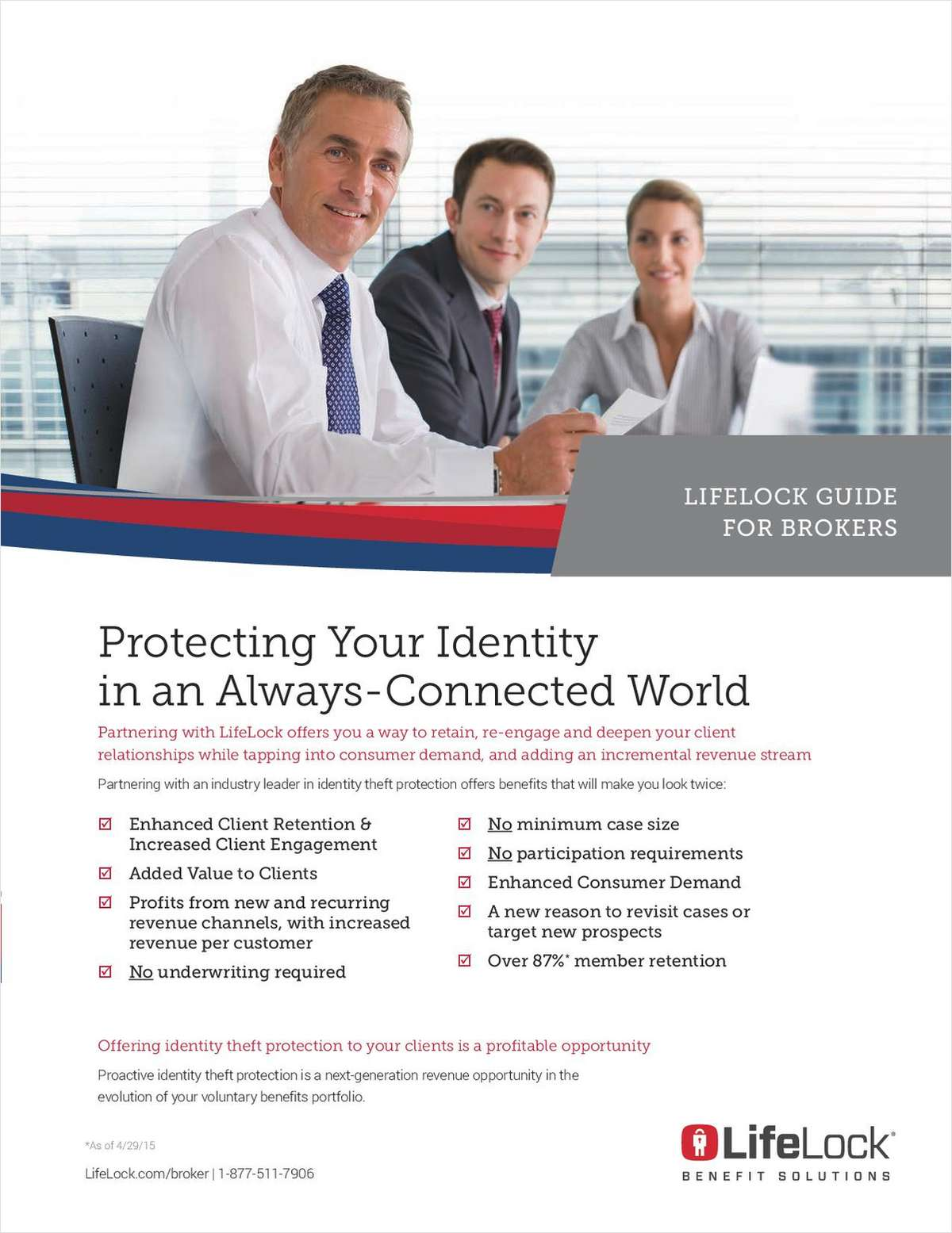 Protecting Your Identity in an Always Connected World